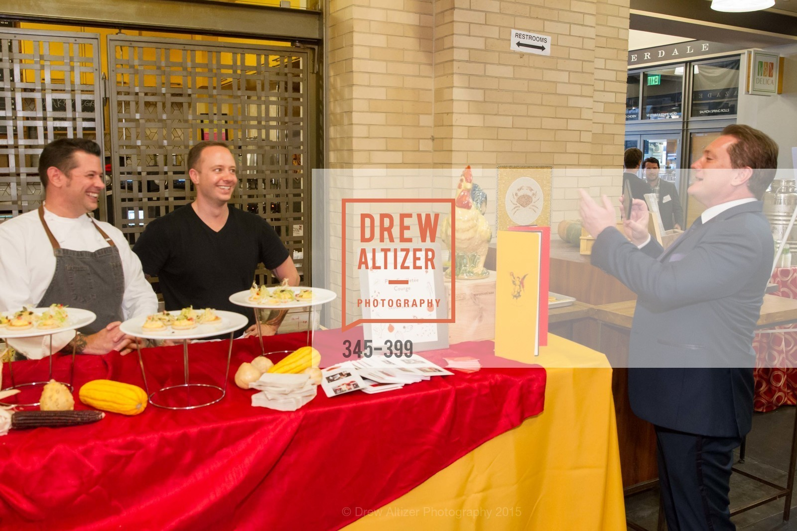 Liam Mayclem, CUESA's Sunday Supper: A Farm to City Feast, San Francisco Ferry Building, October 18th, 2015,Drew Altizer, Drew Altizer Photography, full-service agency, private events, San Francisco photographer, photographer california