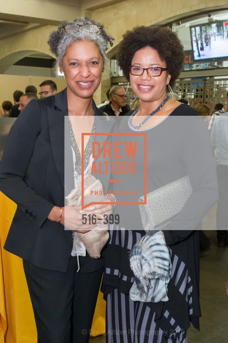 Deneen Brown, Yvette Hollingsworth Clark, CUESA's Sunday Supper: A Farm to City Feast, San Francisco Ferry Building, October 18th, 2015,Drew Altizer, Drew Altizer Photography, full-service event agency, private events, San Francisco photographer, photographer California