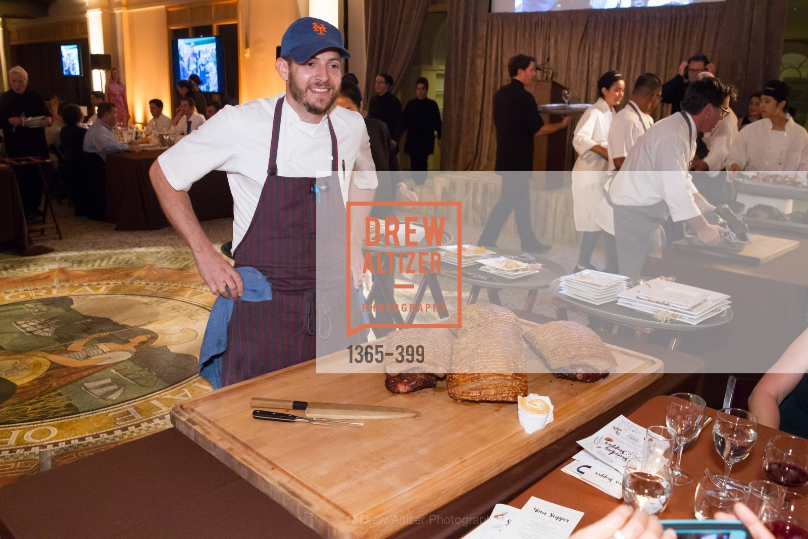 Josh Even, CUESA's Sunday Supper: A Farm to City Feast, San Francisco Ferry Building, October 18th, 2015,Drew Altizer, Drew Altizer Photography, full-service agency, private events, San Francisco photographer, photographer california