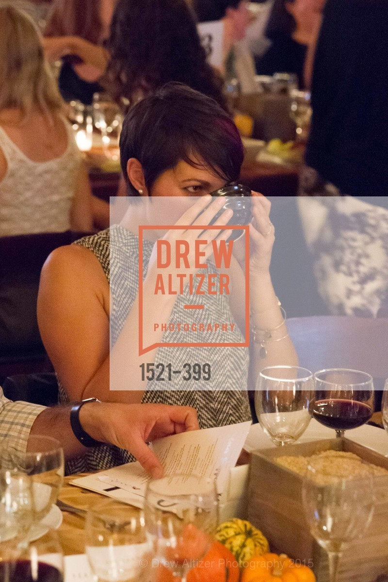 Emily Kuhlman, CUESA's Sunday Supper: A Farm to City Feast, San Francisco Ferry Building, October 18th, 2015,Drew Altizer, Drew Altizer Photography, full-service agency, private events, San Francisco photographer, photographer california