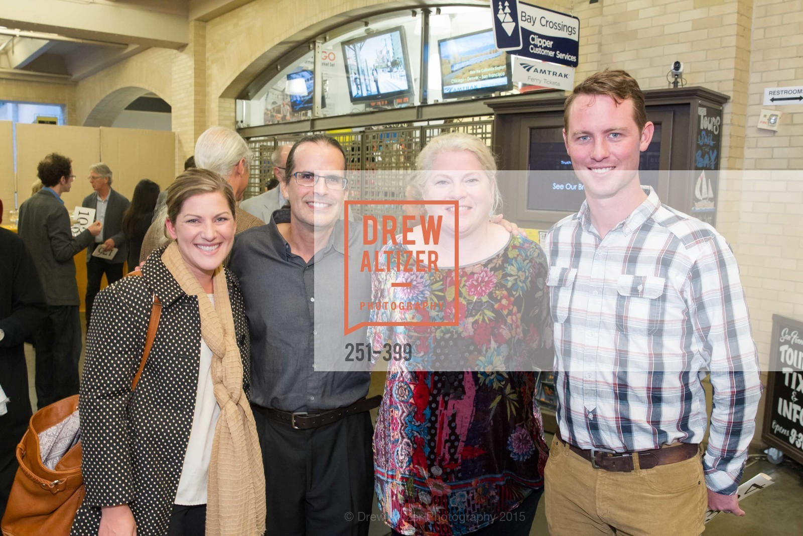 Carol Barsotti, Aaron Kohr, Jane Connors, Raymond Barsotti, CUESA's Sunday Supper: A Farm to City Feast, San Francisco Ferry Building, October 18th, 2015,Drew Altizer, Drew Altizer Photography, full-service agency, private events, San Francisco photographer, photographer california