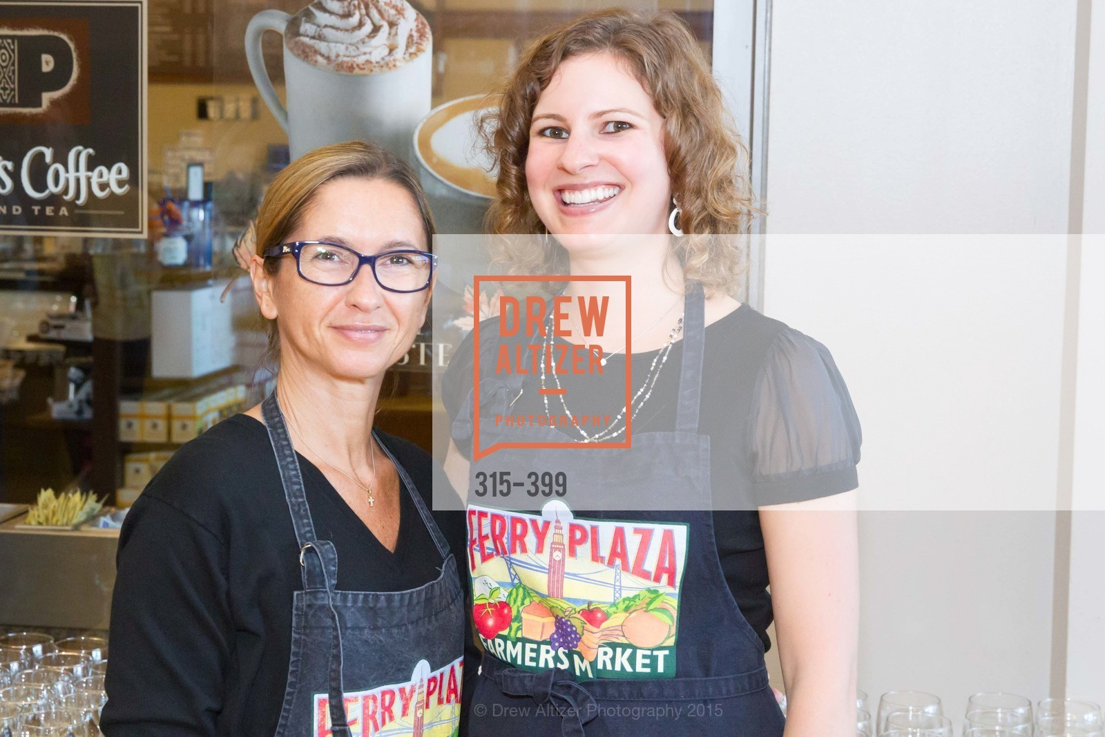 Beatriz Moredo, Courtney Buchanan, CUESA's Sunday Supper: A Farm to City Feast, San Francisco Ferry Building, October 18th, 2015,Drew Altizer, Drew Altizer Photography, full-service agency, private events, San Francisco photographer, photographer california