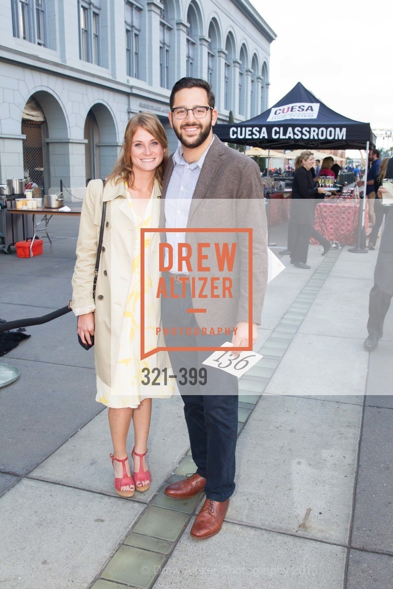 Bridget Katz, Yoav Schatzberg, CUESA's Sunday Supper: A Farm to City Feast, San Francisco Ferry Building, October 18th, 2015,Drew Altizer, Drew Altizer Photography, full-service agency, private events, San Francisco photographer, photographer california