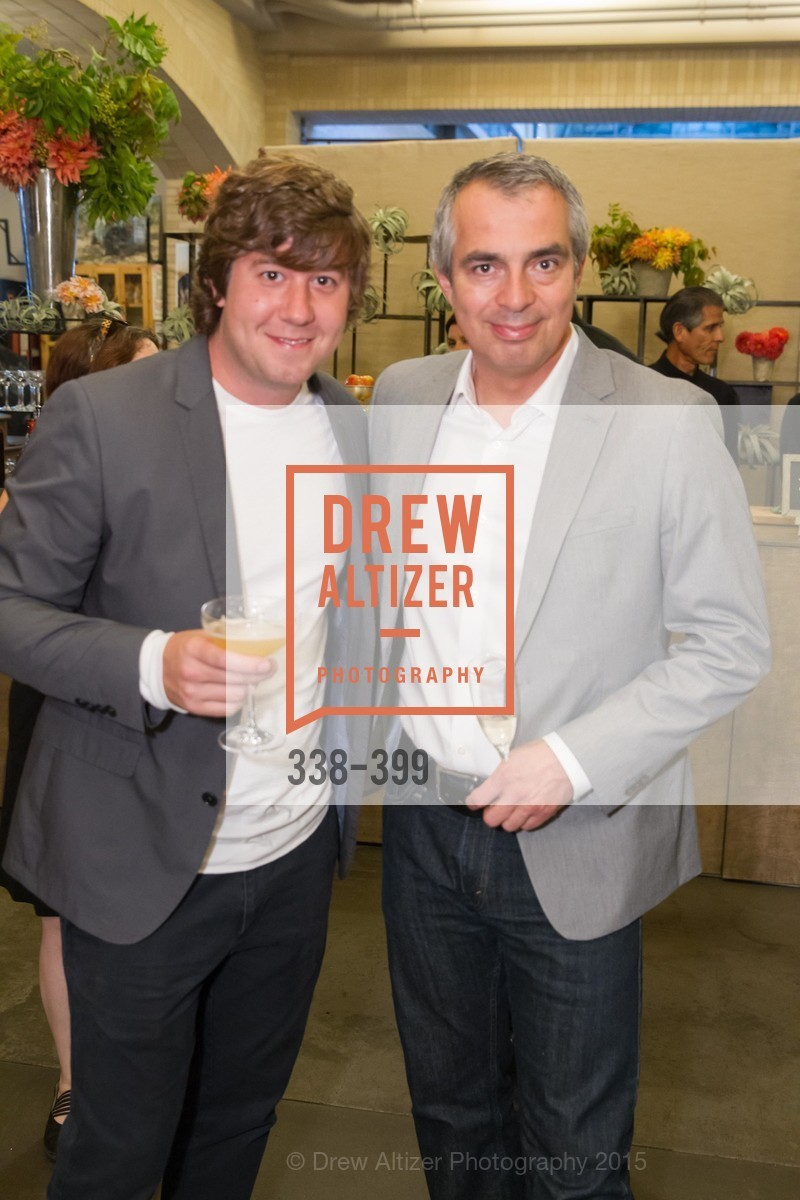 Spencer Plaut, Markus Hartmann, CUESA's Sunday Supper: A Farm to City Feast, San Francisco Ferry Building, October 18th, 2015,Drew Altizer, Drew Altizer Photography, full-service agency, private events, San Francisco photographer, photographer california