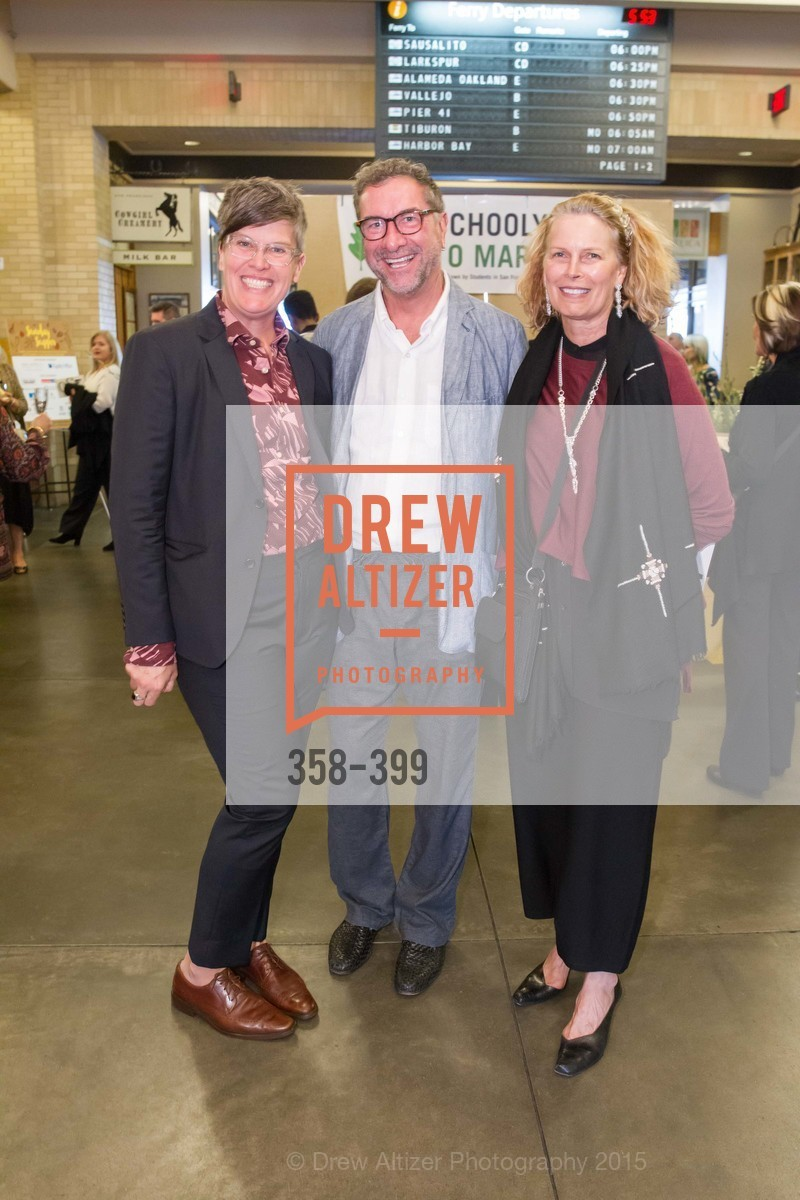 Marcy Coburn, Ron Pardini, Eileen Pardini, CUESA's Sunday Supper: A Farm to City Feast, San Francisco Ferry Building, October 18th, 2015,Drew Altizer, Drew Altizer Photography, full-service agency, private events, San Francisco photographer, photographer california