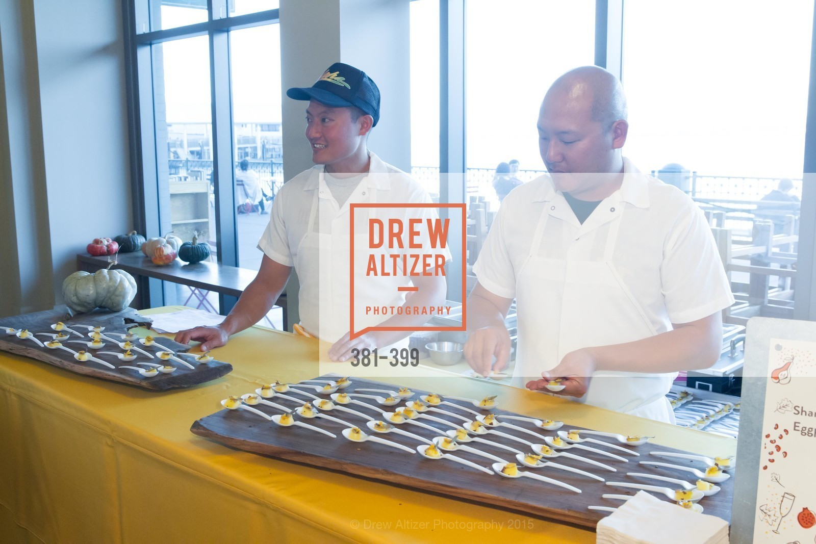 Dennis Lee, Daniel Lee, CUESA's Sunday Supper: A Farm to City Feast, San Francisco Ferry Building, October 18th, 2015,Drew Altizer, Drew Altizer Photography, full-service agency, private events, San Francisco photographer, photographer california