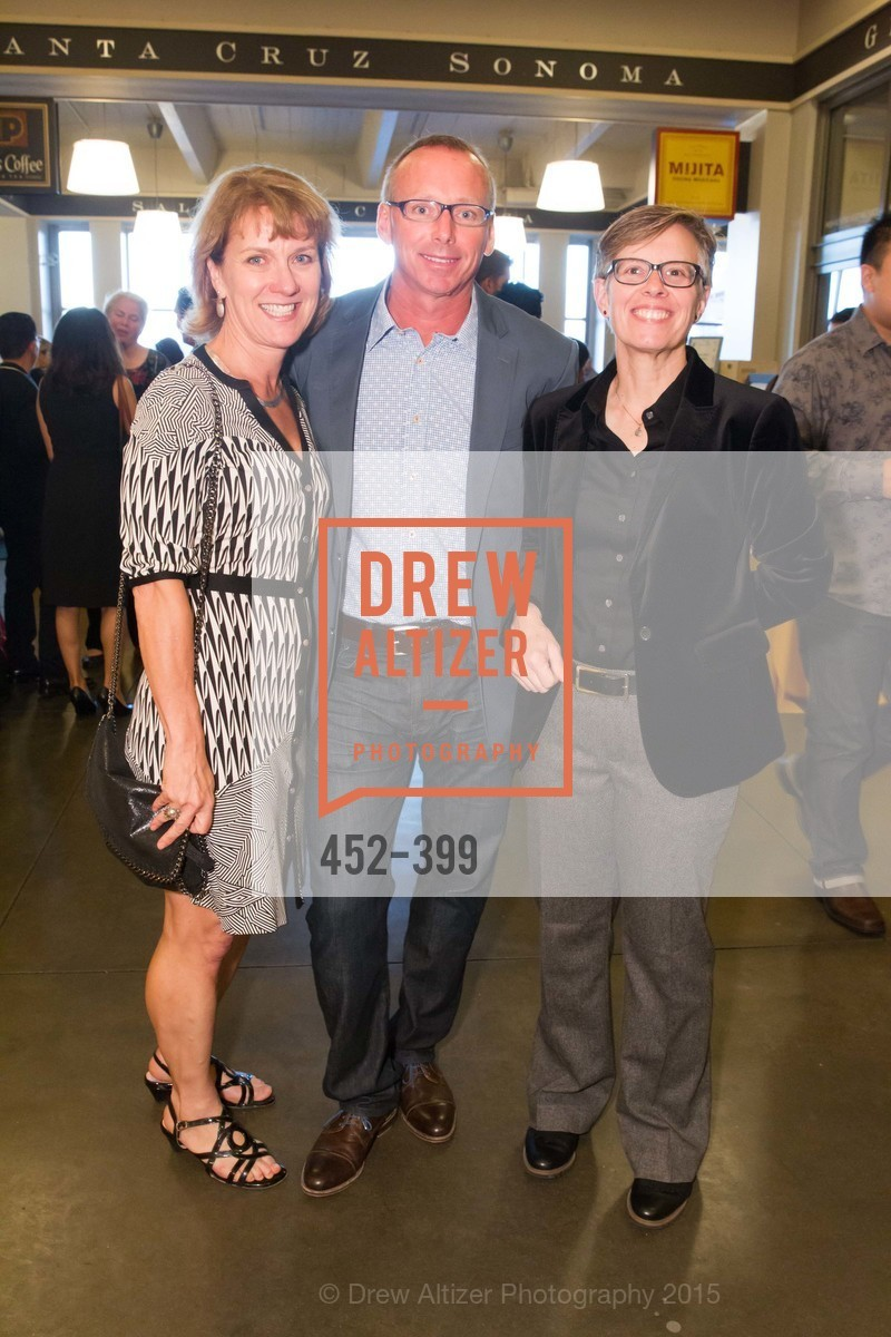 Lee Gregory, Todd Harrend, Donnalyn Murphy, CUESA's Sunday Supper: A Farm to City Feast, San Francisco Ferry Building, October 18th, 2015,Drew Altizer, Drew Altizer Photography, full-service event agency, private events, San Francisco photographer, photographer California