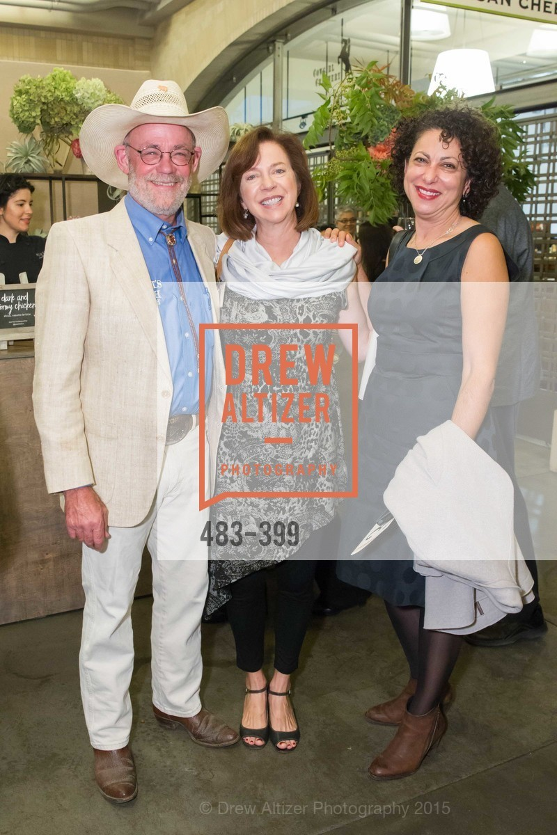 Mark Pasternak, Diane Delsignore, Carolyn Tawuasha, CUESA's Sunday Supper: A Farm to City Feast, San Francisco Ferry Building, October 18th, 2015,Drew Altizer, Drew Altizer Photography, full-service agency, private events, San Francisco photographer, photographer california