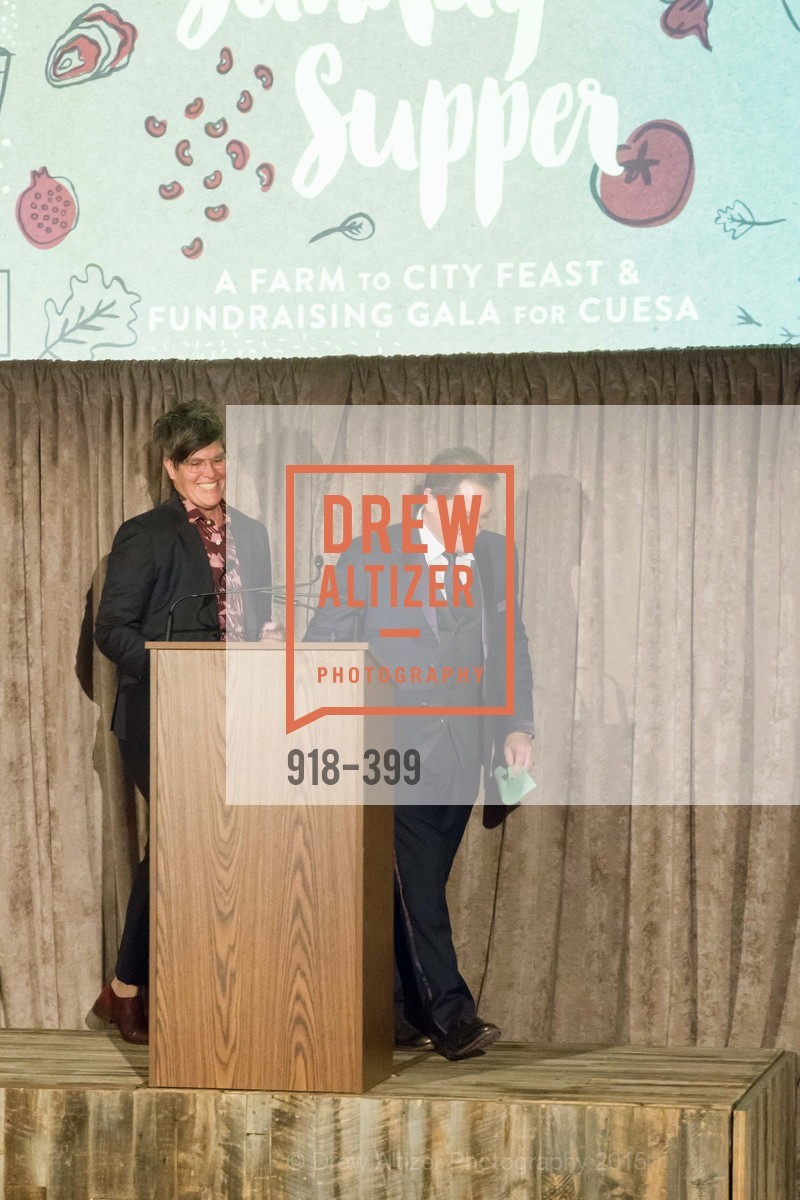 Marcy Coburn, Liam Mayclem, CUESA's Sunday Supper: A Farm to City Feast, San Francisco Ferry Building, October 18th, 2015,Drew Altizer, Drew Altizer Photography, full-service agency, private events, San Francisco photographer, photographer california