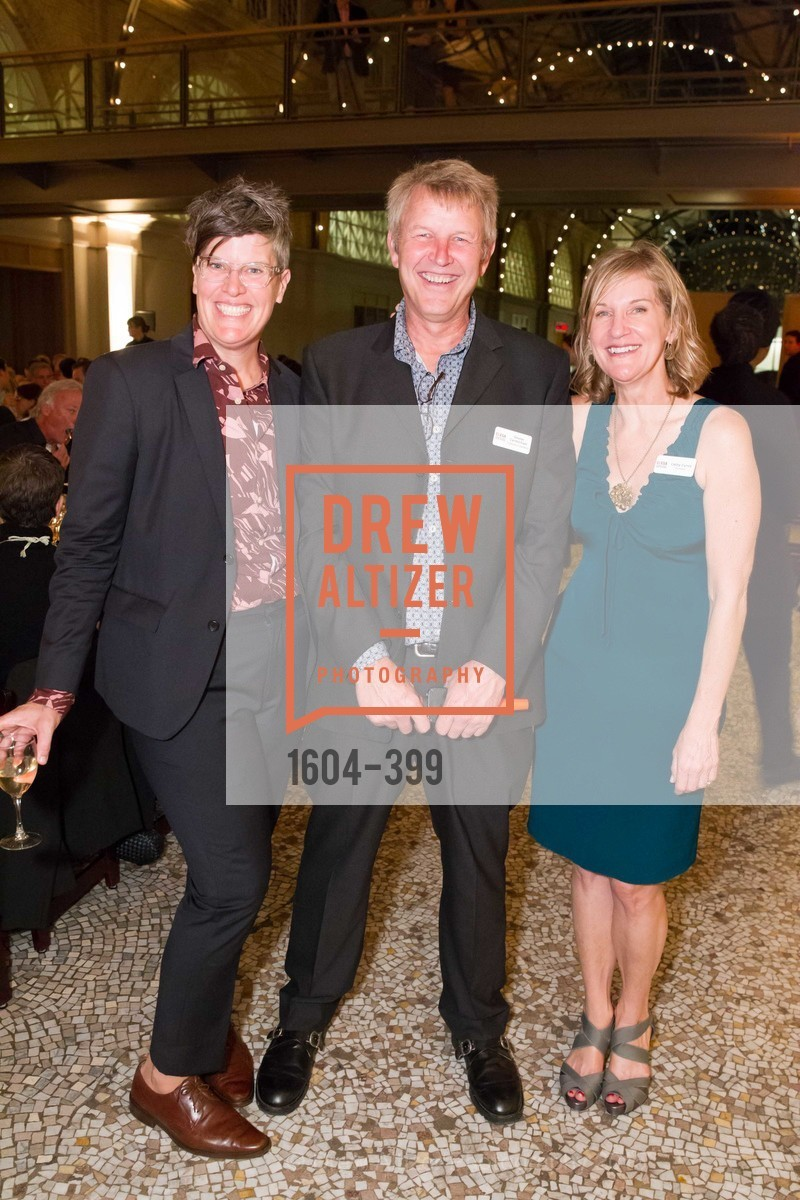Marcy Coburn, Dexter Carmichael, Cathy Curtis, CUESA's Sunday Supper: A Farm to City Feast, San Francisco Ferry Building, October 18th, 2015,Drew Altizer, Drew Altizer Photography, full-service agency, private events, San Francisco photographer, photographer california