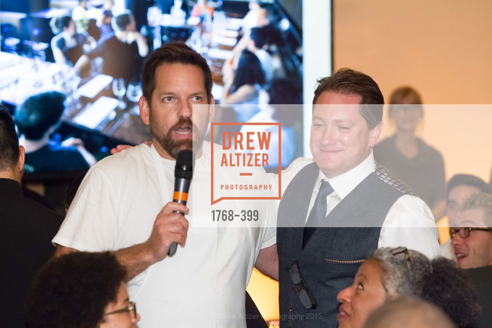 Laurence Jossel, Liam Mayclem, CUESA's Sunday Supper: A Farm to City Feast, San Francisco Ferry Building, October 18th, 2015,Drew Altizer, Drew Altizer Photography, full-service agency, private events, San Francisco photographer, photographer california
