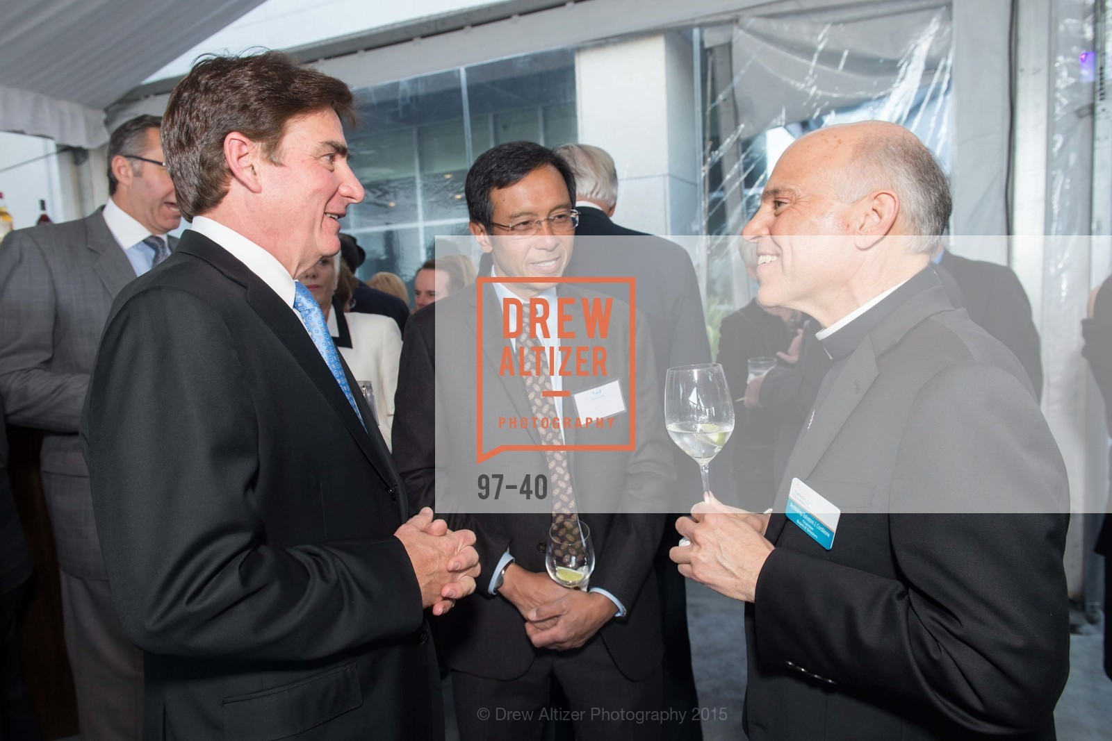 Ted Borromeo, Arch. Salvatore Cordileone,  Catholic Charities Loaves & Fishes, St. Regis, April 18th, 2015,Drew Altizer, Drew Altizer Photography, full-service agency, private events, San Francisco photographer, photographer california