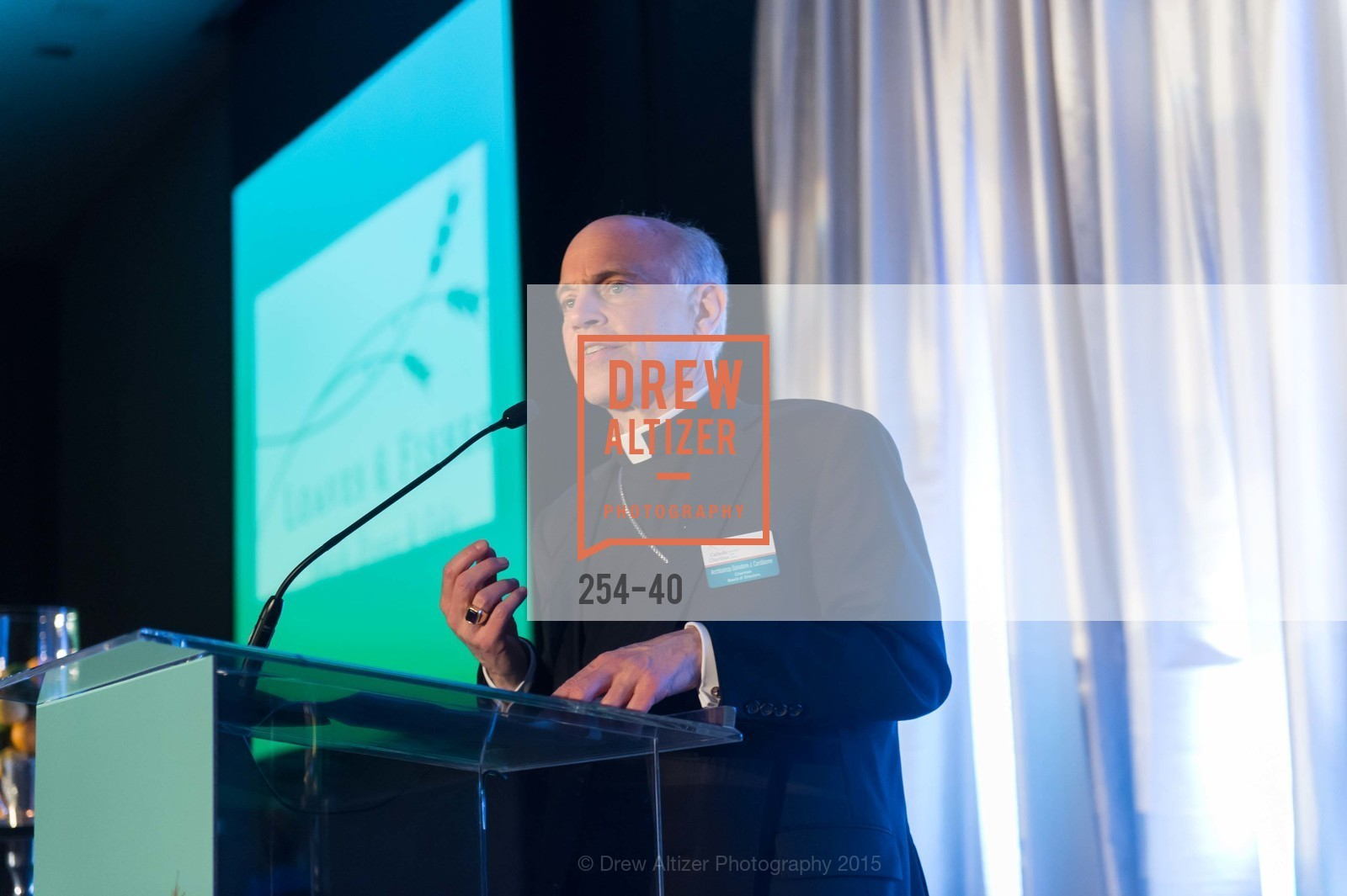 Archbishop Salvatore Cordeleone,  Catholic Charities Loaves & Fishes, St. Regis, April 18th, 2015,Drew Altizer, Drew Altizer Photography, full-service agency, private events, San Francisco photographer, photographer california
