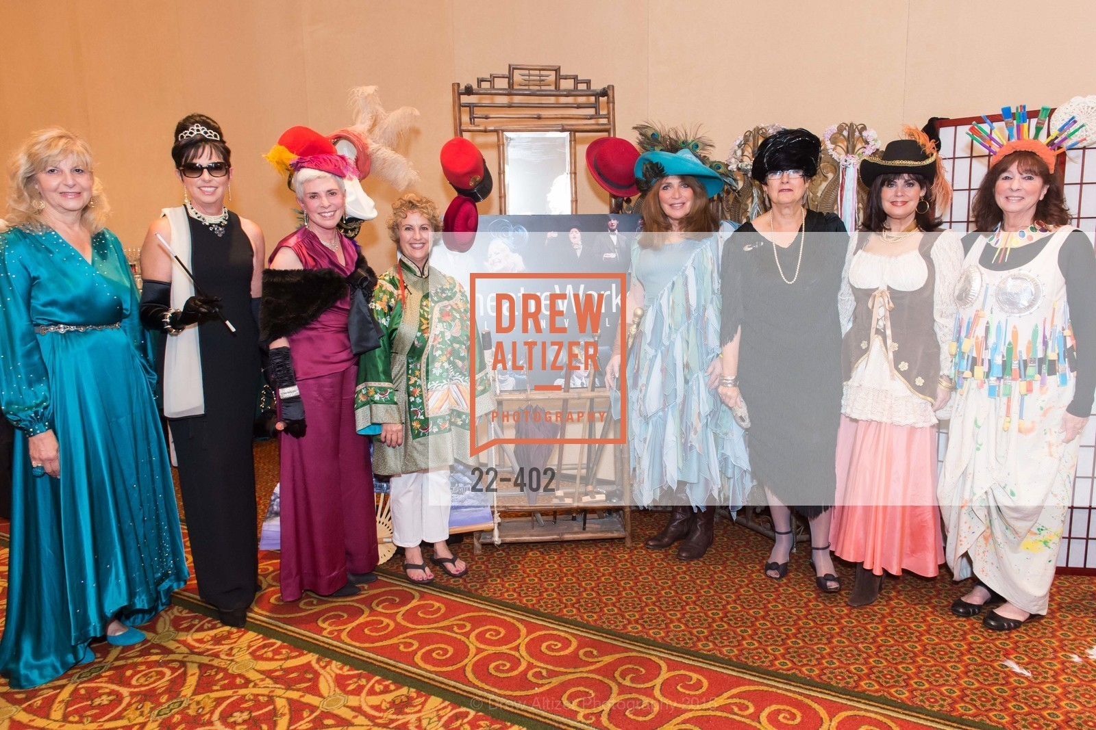 Judy Heyboer, Gayla Lorthridge Wood, Anne Hambly, Jodi Corwin, Barbara Shapiro, Nancy Ginsburg Stern, Carolyn Shutz, Jodye Friedman, Theatre Works Presents: Anything Goes, Santa Clara Marriott. 2700 Mission College Blvd, October 17th, 2015,Drew Altizer, Drew Altizer Photography, full-service agency, private events, San Francisco photographer, photographer california