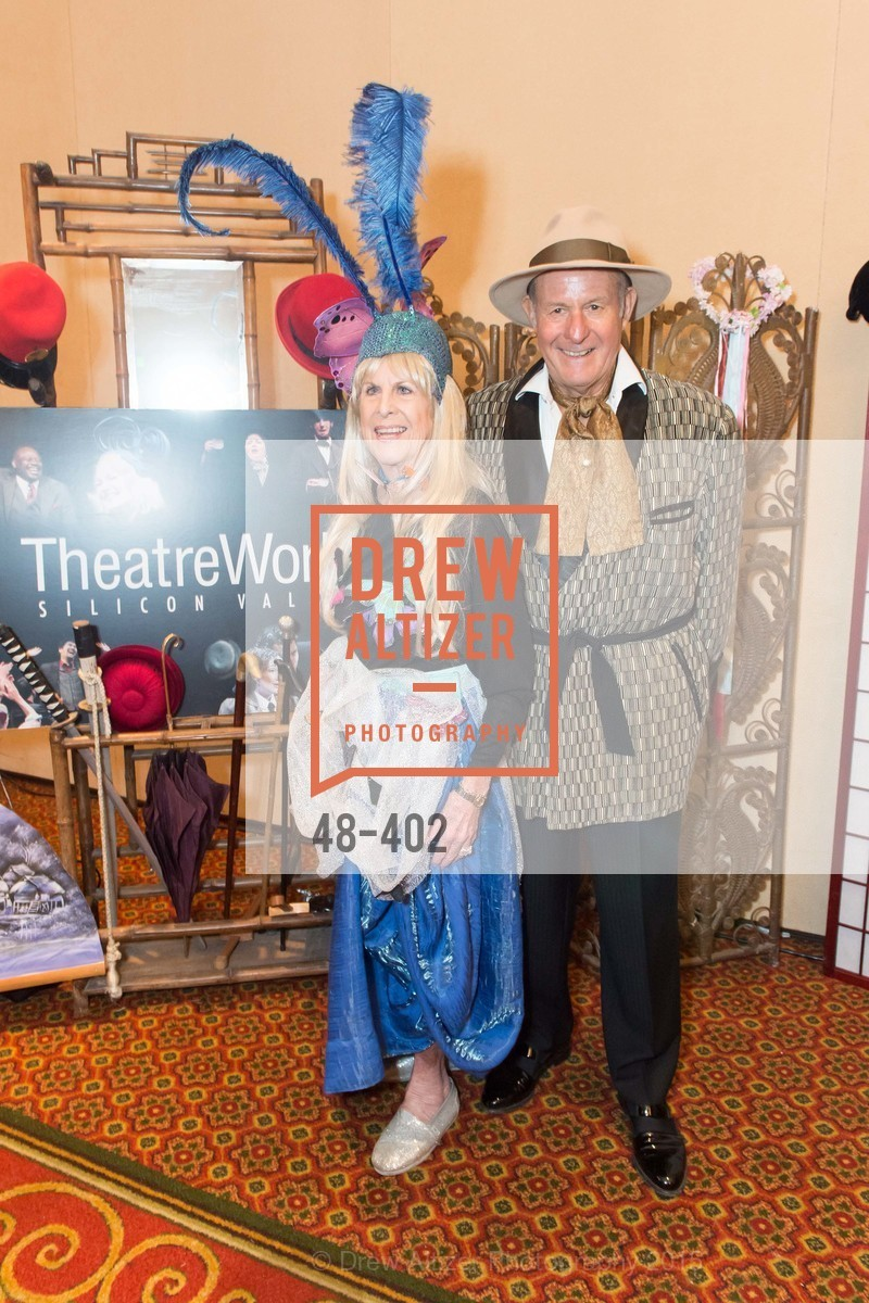Sue Sobrato, John Sobrato, Theatre Works Presents: Anything Goes, Santa Clara Marriott. 2700 Mission College Blvd, October 17th, 2015,Drew Altizer, Drew Altizer Photography, full-service agency, private events, San Francisco photographer, photographer california