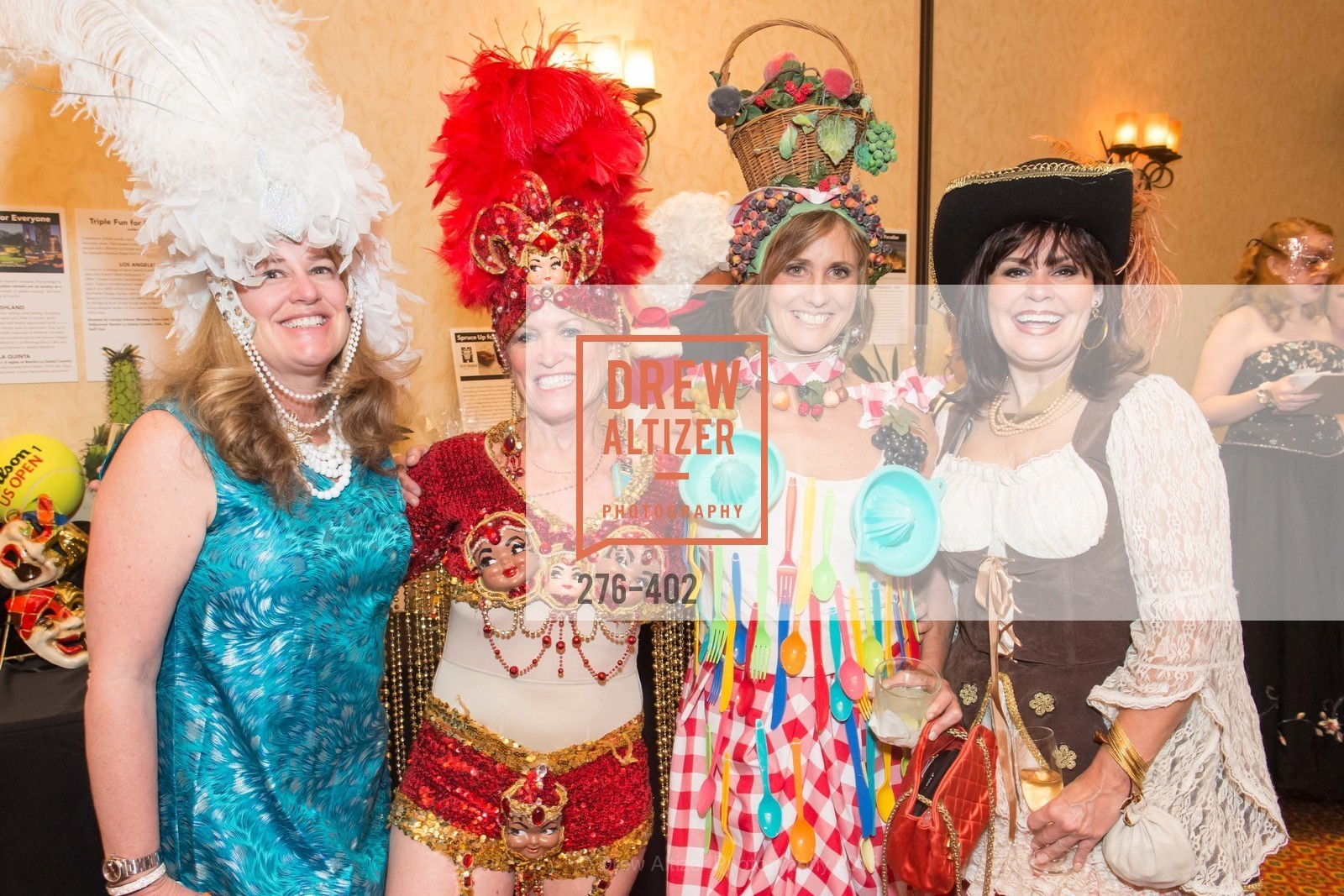 Tori Wu, Kelly Kaerny, Sheri Sobrato, Carolyn Shutz, Theatre Works Presents: Anything Goes, Santa Clara Marriott. 2700 Mission College Blvd, October 17th, 2015,Drew Altizer, Drew Altizer Photography, full-service agency, private events, San Francisco photographer, photographer california