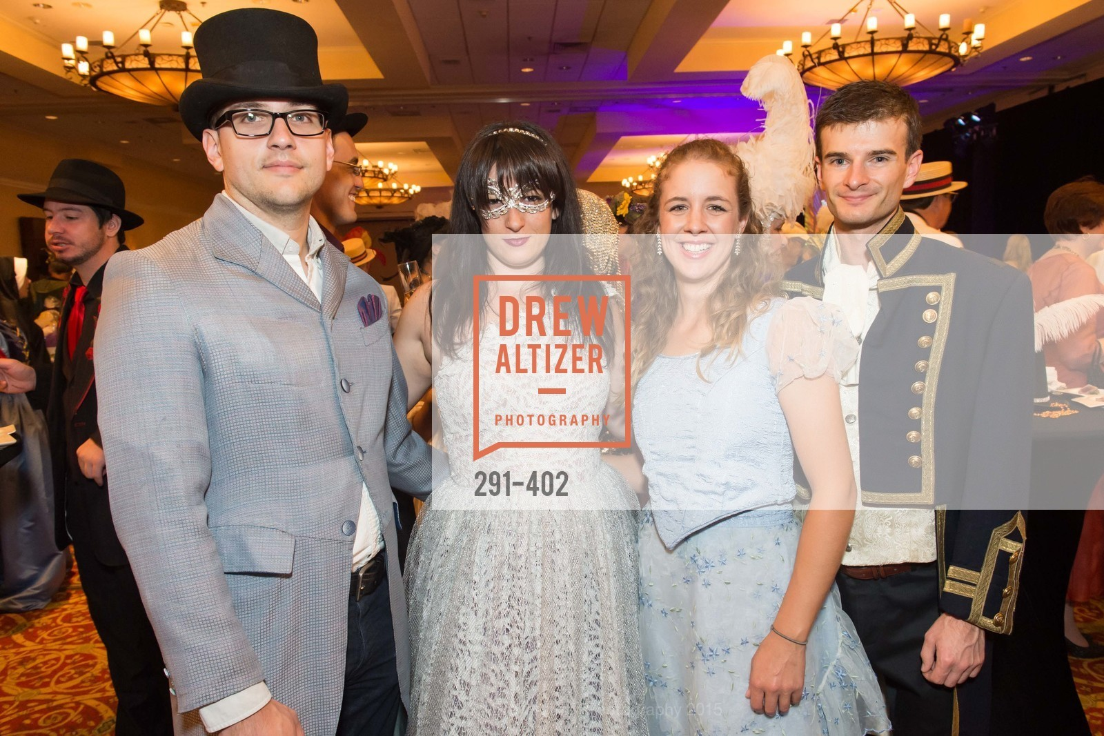 Kyle COnroy, Christine Heyboer, Amanda Hedges, Tim Williams, Theatre Works Presents: Anything Goes, Santa Clara Marriott. 2700 Mission College Blvd, October 17th, 2015,Drew Altizer, Drew Altizer Photography, full-service agency, private events, San Francisco photographer, photographer california