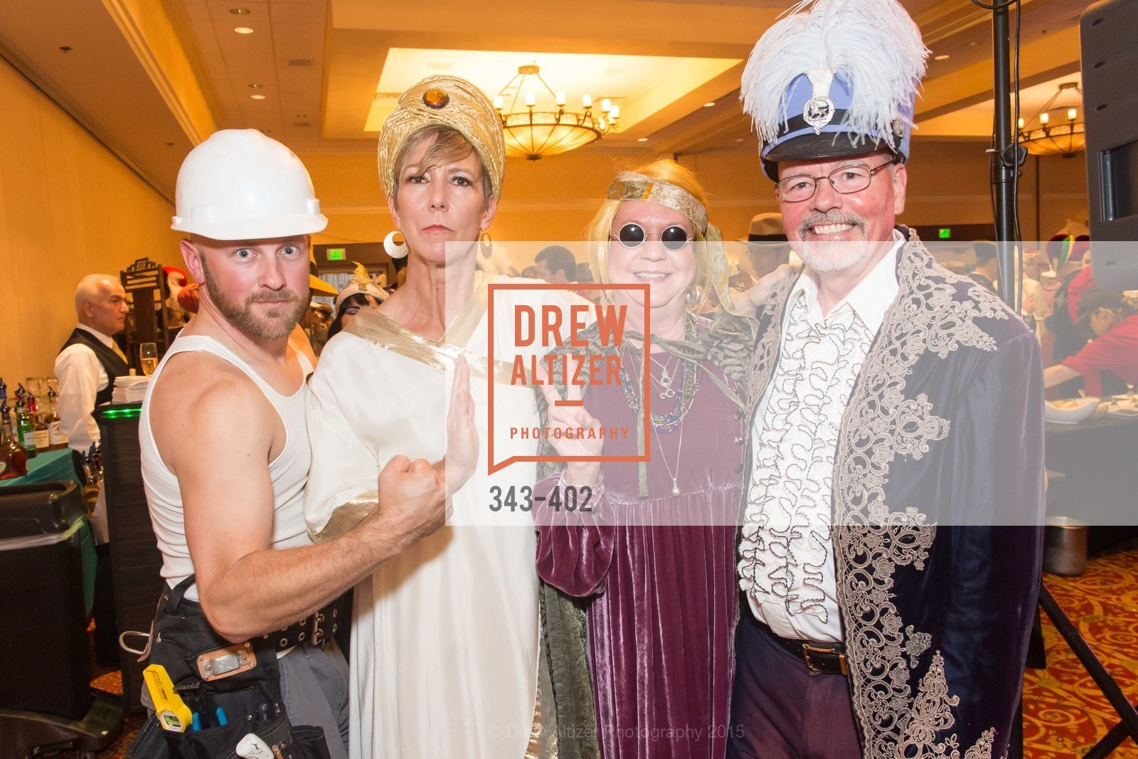 Marshall Parker, Deana Bond, Eileen Giammona, Ciro Giammona, Theatre Works Presents: Anything Goes, Santa Clara Marriott. 2700 Mission College Blvd, October 17th, 2015,Drew Altizer, Drew Altizer Photography, full-service agency, private events, San Francisco photographer, photographer california