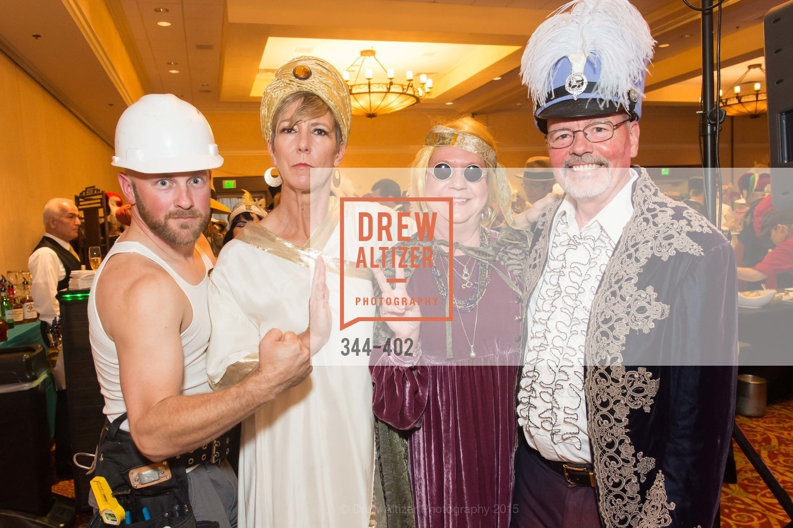 Marshall Parker, Deana Bond, Eileen Giammona, Ciro Giammona, Theatre Works Presents: Anything Goes, Santa Clara Marriott. 2700 Mission College Blvd, October 17th, 2015,Drew Altizer, Drew Altizer Photography, full-service event agency, private events, San Francisco photographer, photographer California