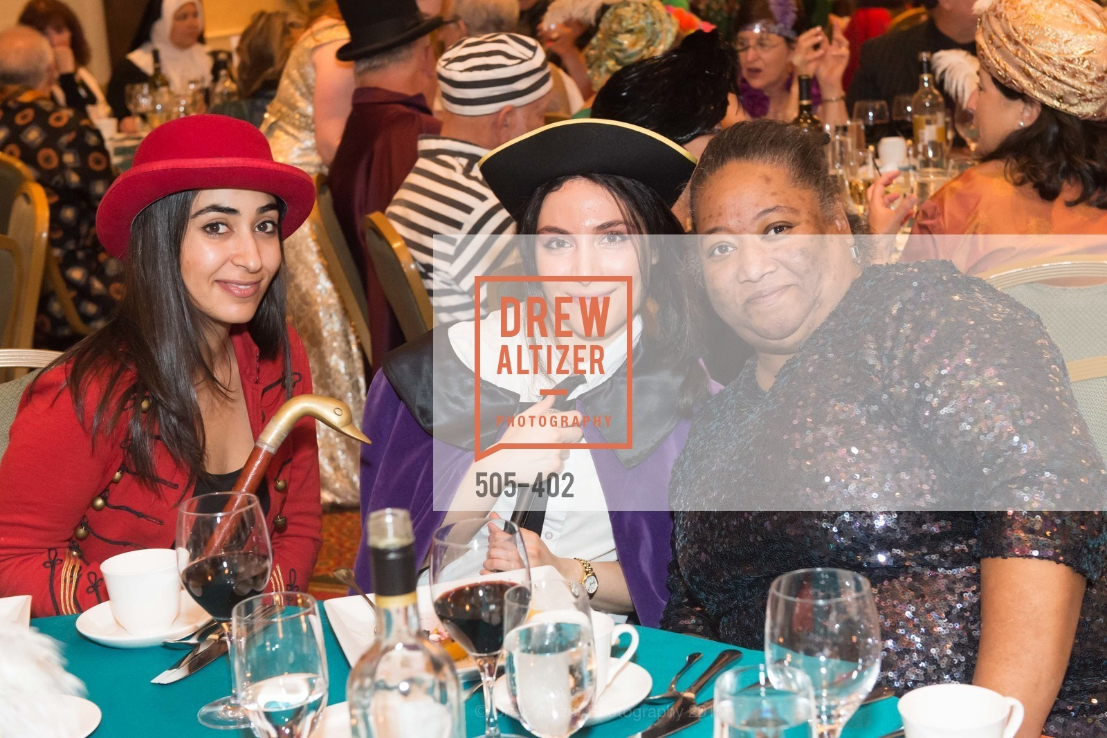 Sarir Ahmadi, Shaherzad Azim, Nicole McLain, Theatre Works Presents: Anything Goes, Santa Clara Marriott. 2700 Mission College Blvd, October 17th, 2015,Drew Altizer, Drew Altizer Photography, full-service agency, private events, San Francisco photographer, photographer california