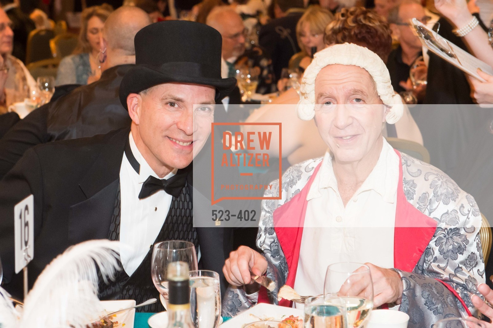 Larry Snyder, Tony Lacy-Thompson, Theatre Works Presents: Anything Goes, Santa Clara Marriott. 2700 Mission College Blvd, October 17th, 2015,Drew Altizer, Drew Altizer Photography, full-service agency, private events, San Francisco photographer, photographer california
