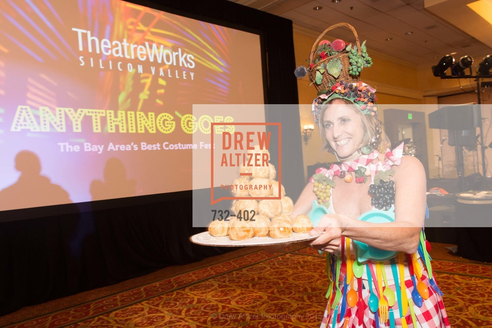 Sheri Sobrato, Theatre Works Presents: Anything Goes, Santa Clara Marriott. 2700 Mission College Blvd, October 17th, 2015,Drew Altizer, Drew Altizer Photography, full-service agency, private events, San Francisco photographer, photographer california