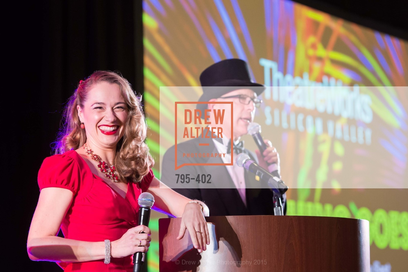 Lianne Marie Dobbs, Larry Snyder, Theatre Works Presents: Anything Goes, Santa Clara Marriott. 2700 Mission College Blvd, October 17th, 2015,Drew Altizer, Drew Altizer Photography, full-service agency, private events, San Francisco photographer, photographer california