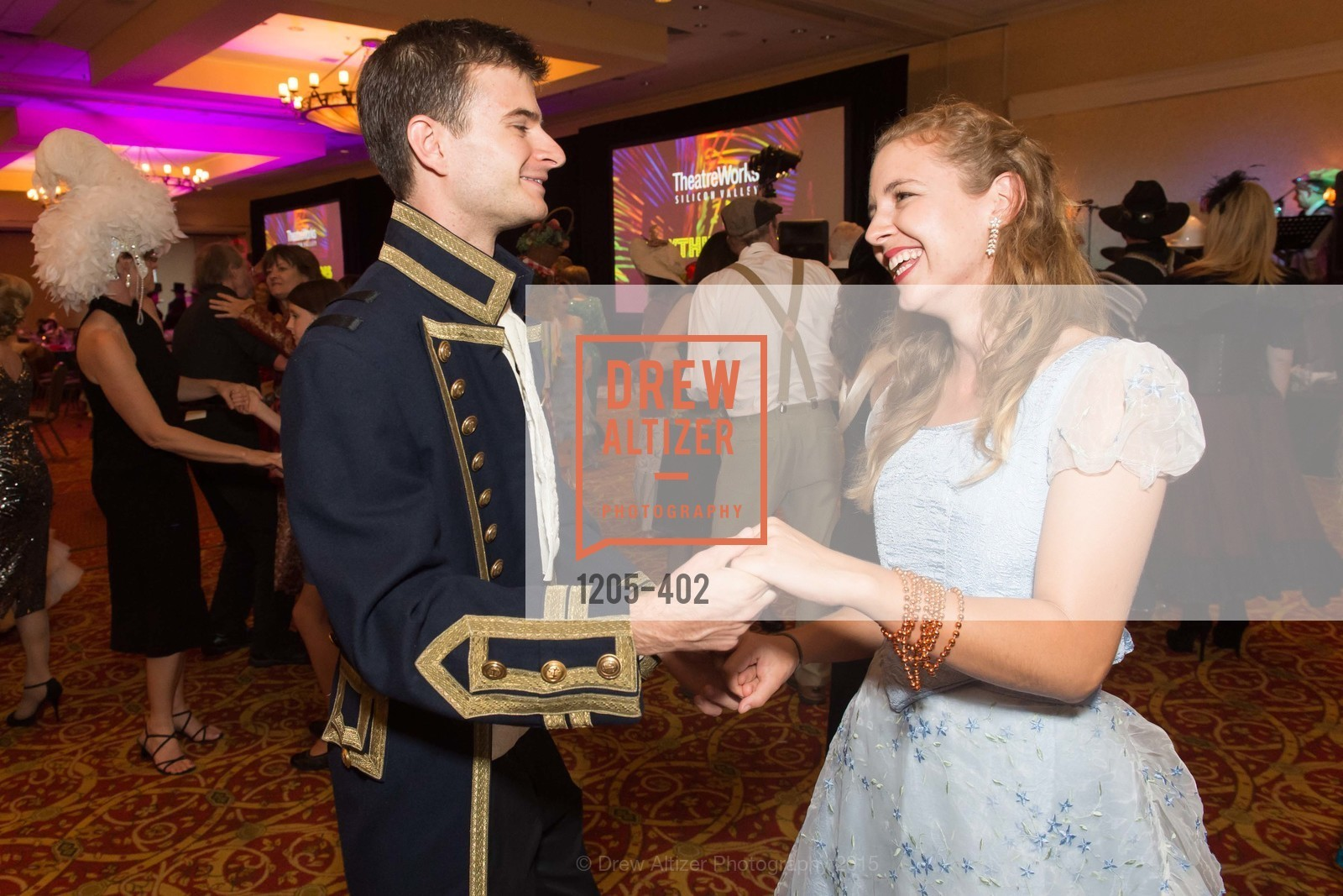 Tim Williams, Amanda Hedges, Theatre Works Presents: Anything Goes, Santa Clara Marriott. 2700 Mission College Blvd, October 17th, 2015,Drew Altizer, Drew Altizer Photography, full-service agency, private events, San Francisco photographer, photographer california