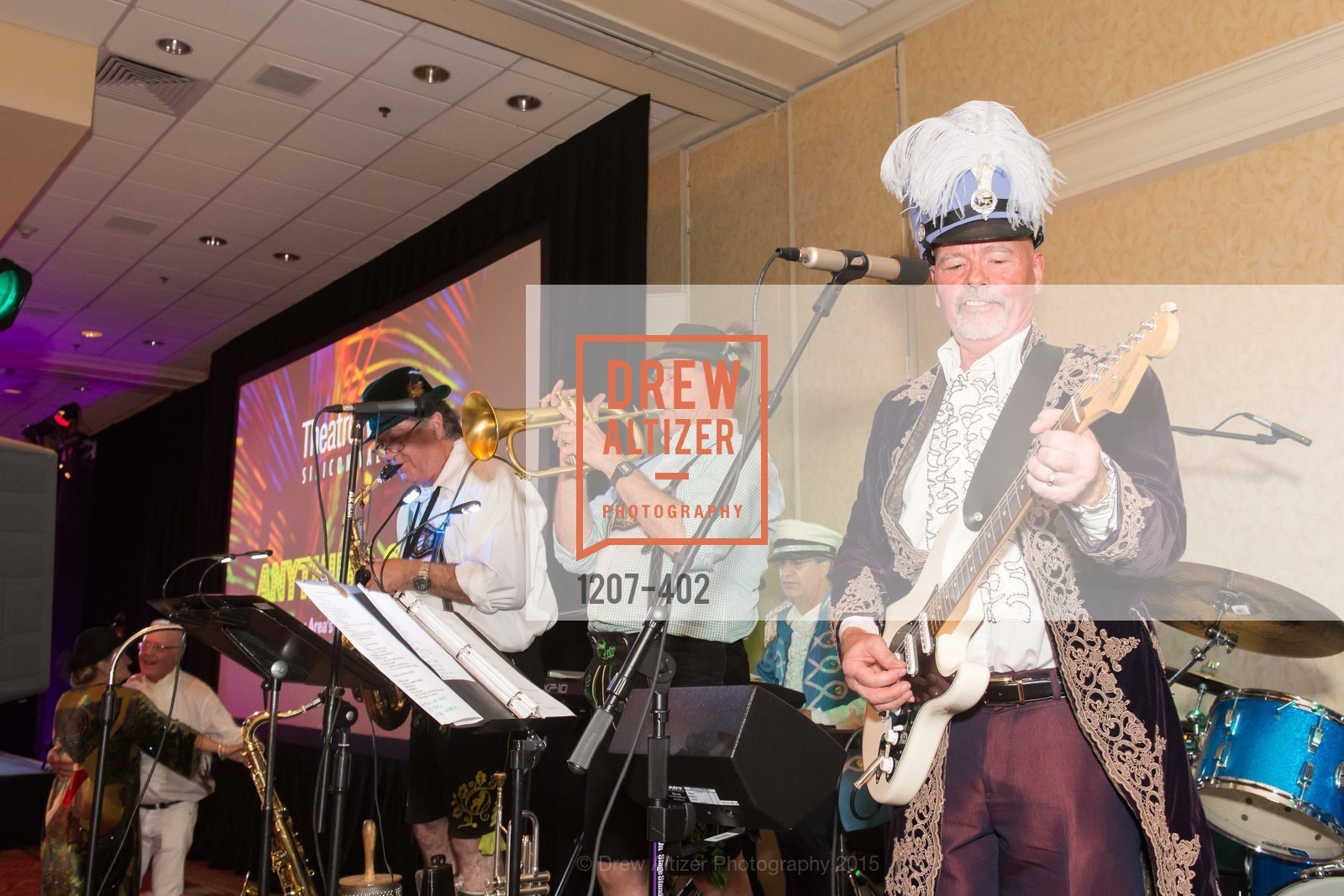 Performance, Theatre Works Presents: Anything Goes, Santa Clara Marriott. 2700 Mission College Blvd, October 17th, 2015,Drew Altizer, Drew Altizer Photography, full-service agency, private events, San Francisco photographer, photographer california