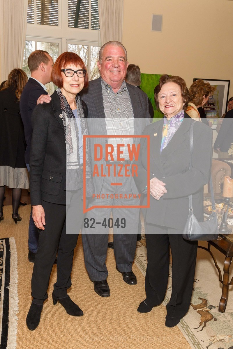 Sandra Shannonhouse, Art Schade, Anne Gray, Photo #82-4049