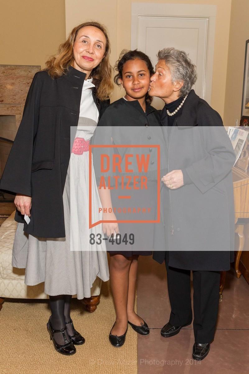 Beatrice Ruini, Camilla Ruini, Corina Manetti, Photo #83-4049