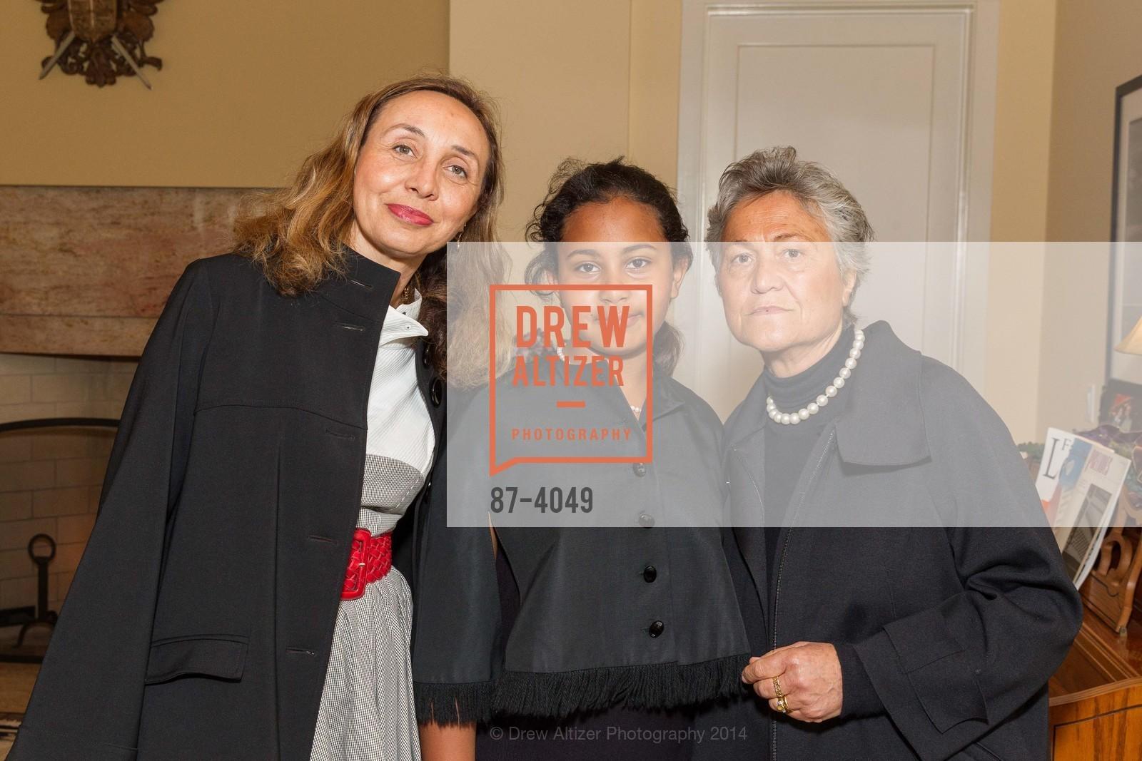 Beatrice Ruini, Camilla Ruini, Corina Manetti, Photo #87-4049