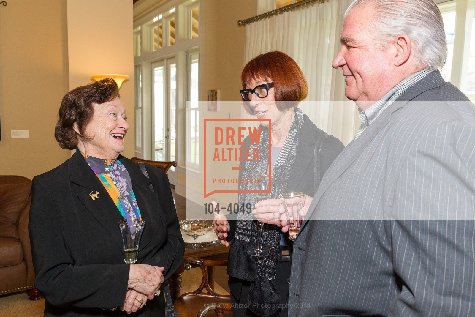 Anne Gray, Sandra Shannonhouse, Art Schade, Photo #104-4049