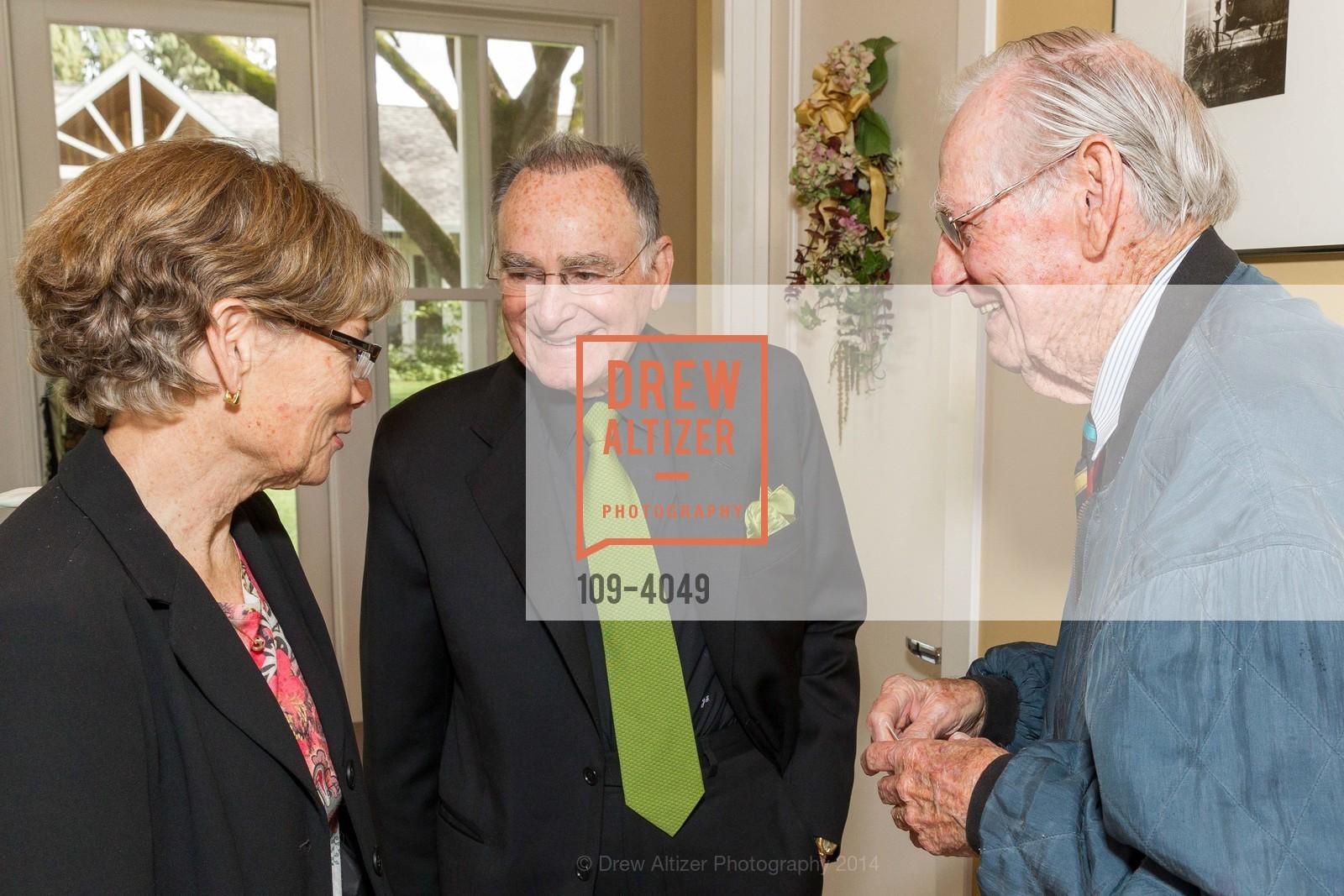 Jan Shrem, Wayne Thiebaud, Photo #109-4049