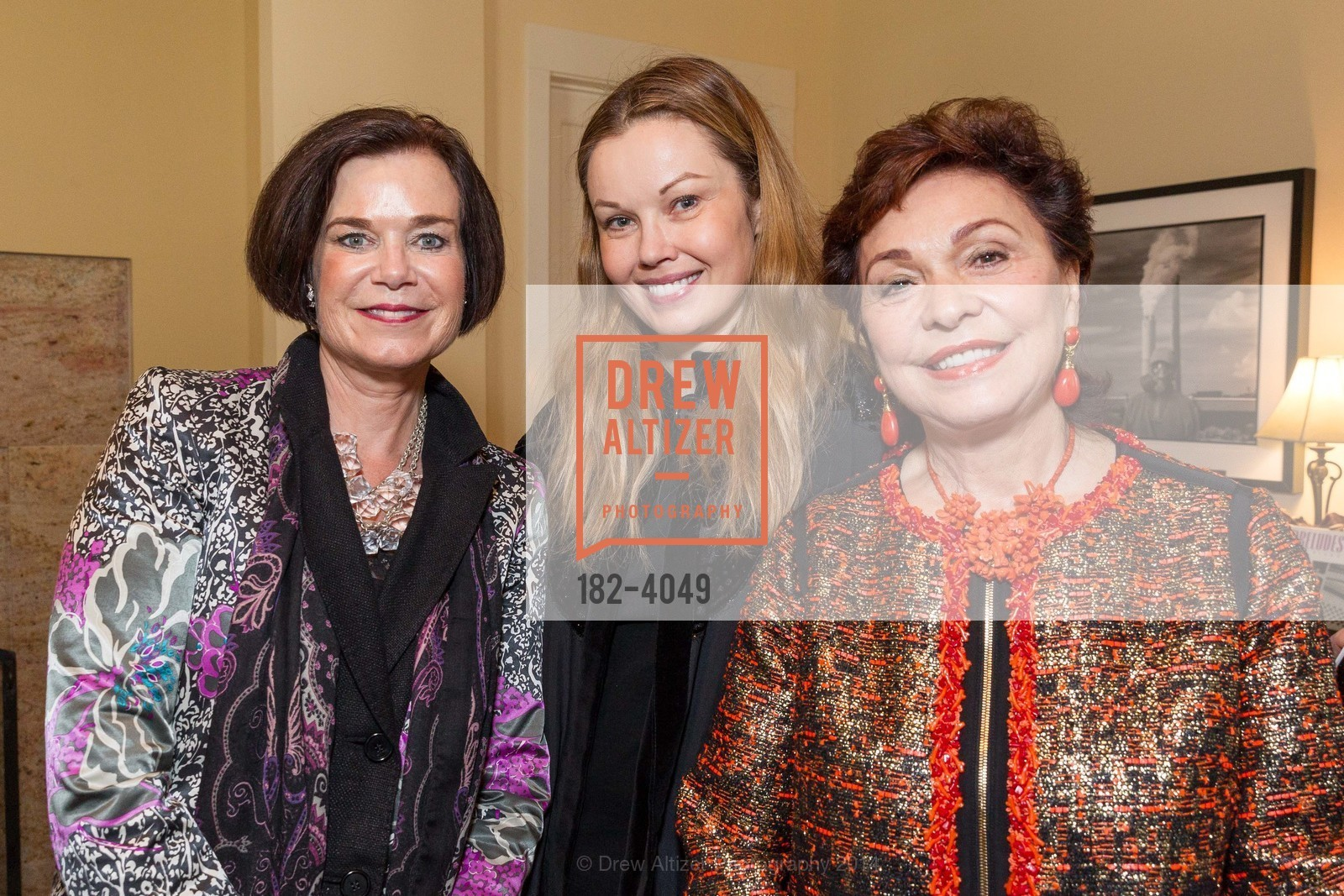 Lucy Buchanan, Tatiana Sorokko, Maria Manetti Shrem, Photo #182-4049