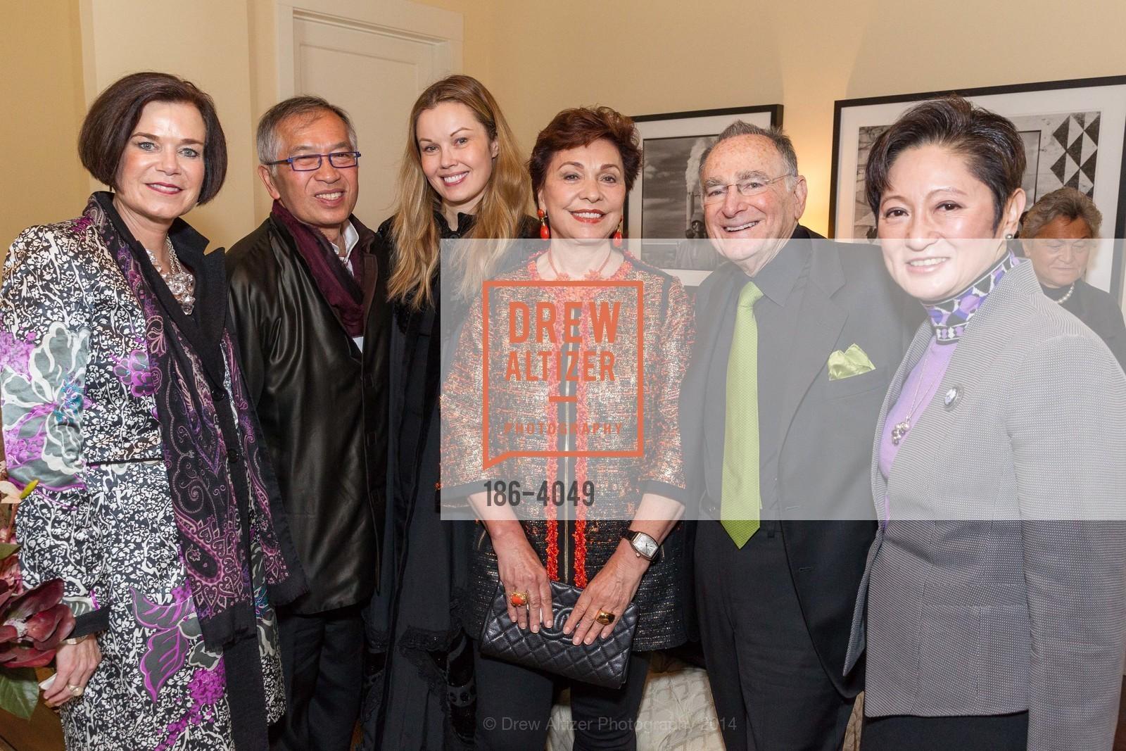 Lucy Buchanan, James Ho, Tatiana Sorokko, Maria Manetti Shrem, Jan Shrem, Doreen Ho, Photo #186-4049