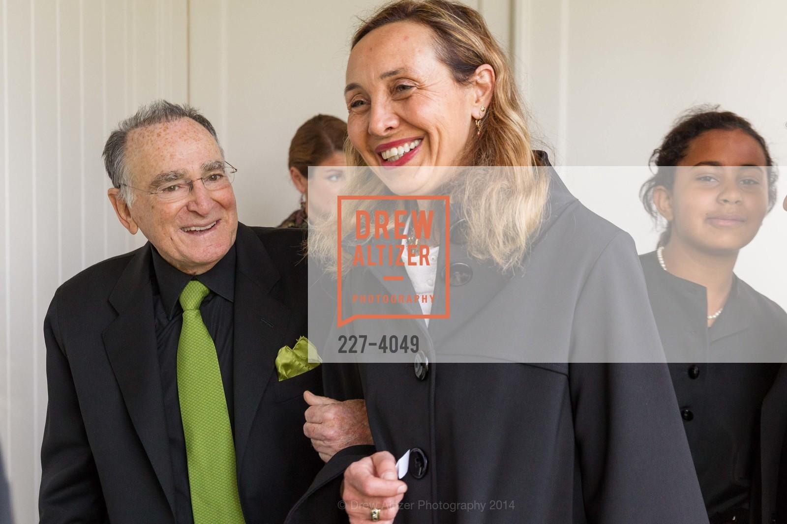 Jan Shrem, Beatrice Ruini, Photo #227-4049