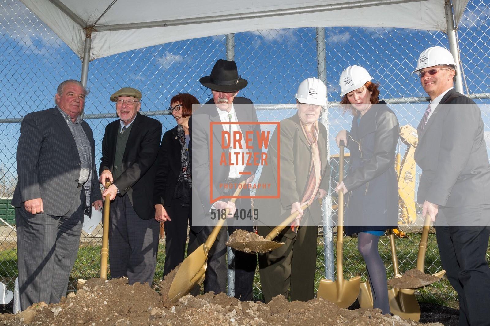 Irving Marcus, Sandy Shannonhouser, Lee Wiley, Jessie Ann Owens, Rachel Teagle, Ralph Hexter, Photo #518-4049