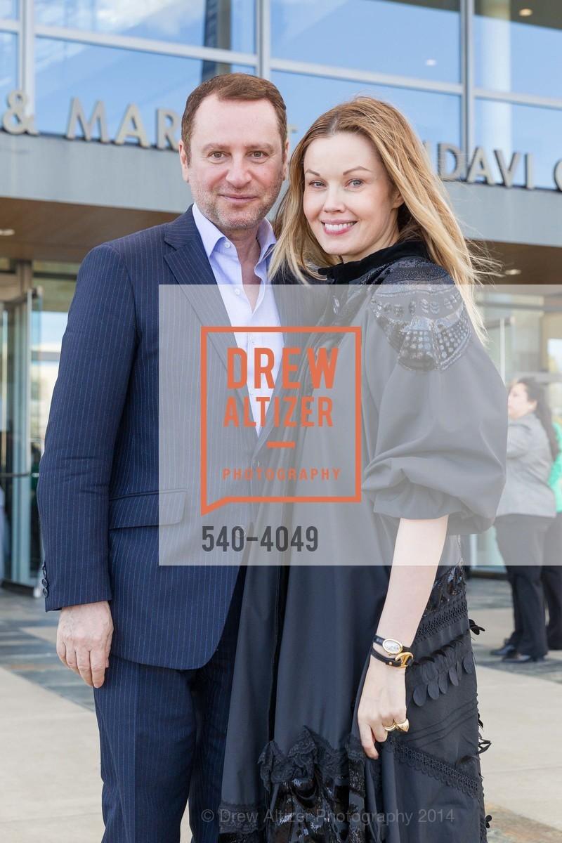 Serge Sorokko, Tatiana Sorokko, Photo #540-4049