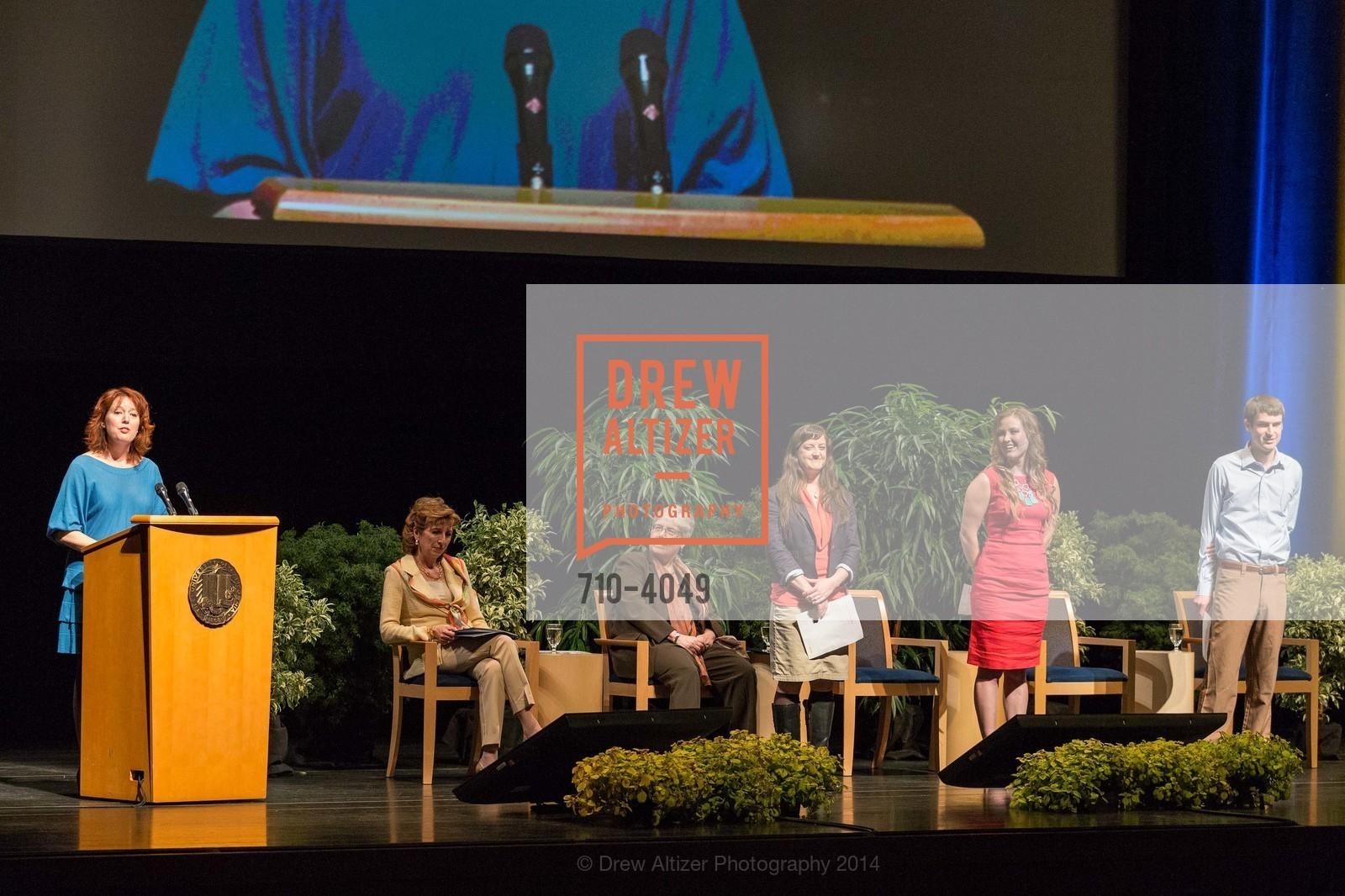 Rachel Teagle, Chancellor Linda Katehi, Jessie Ann Owens, Photo #710-4049
