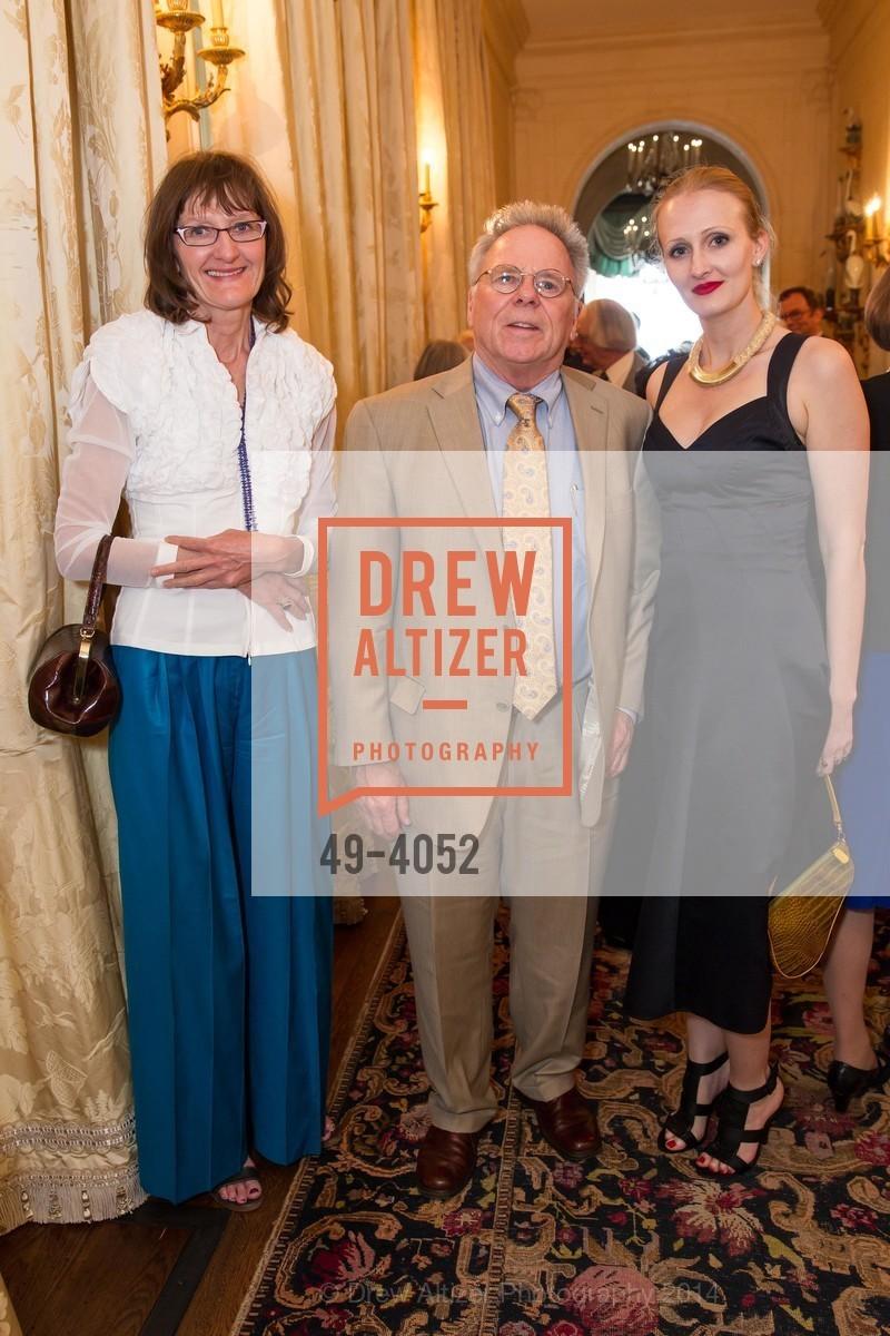 Martine Kraus, Bob Jerriman, Rikki Hawkins, Photo #49-4052