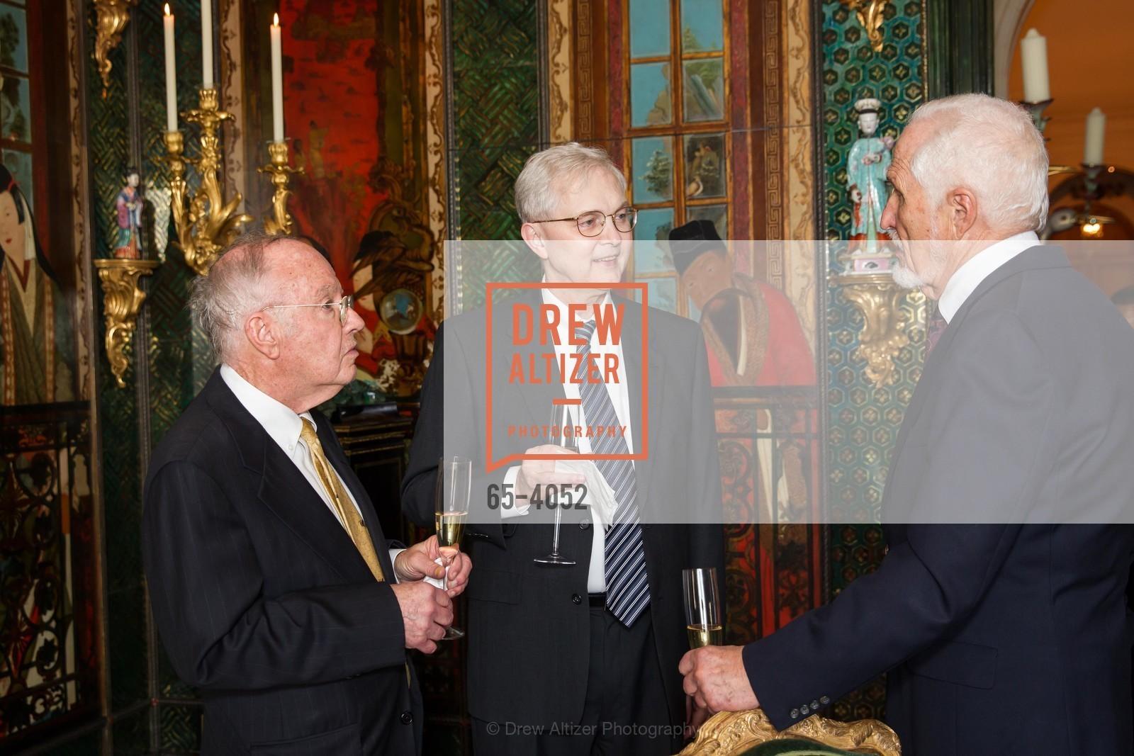 Wray Humphrey, Ross Armstrong, Don Buhman, Photo #65-4052