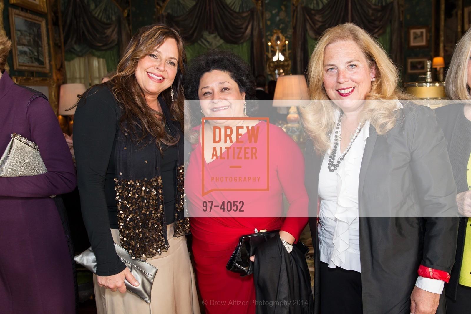 Nicole Bruntjen, Carmen Franceschi, Celine Curran, Photo #97-4052