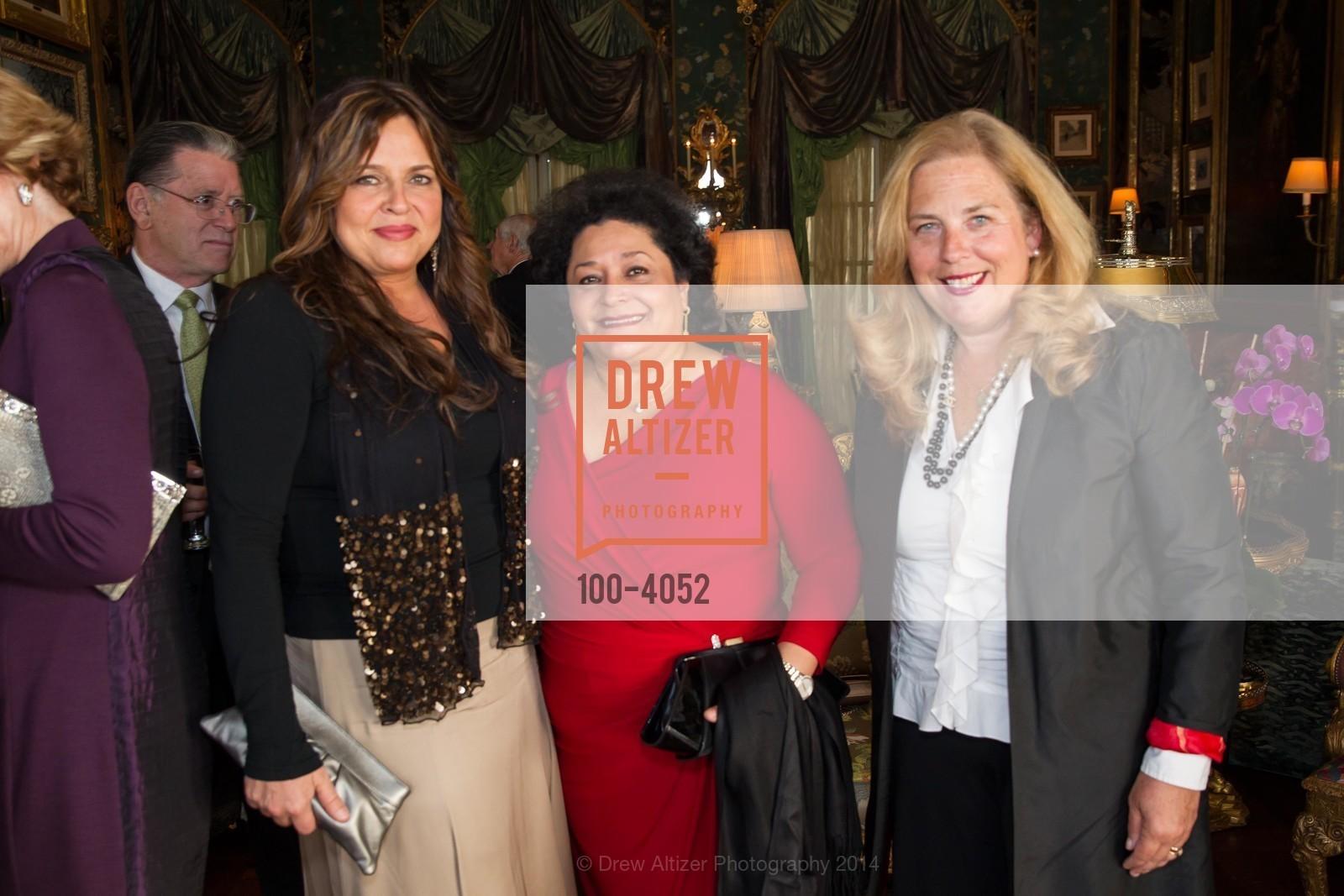 Nicole Bruntjen, Carmen Franceschi, Celine Curran, Photo #100-4052