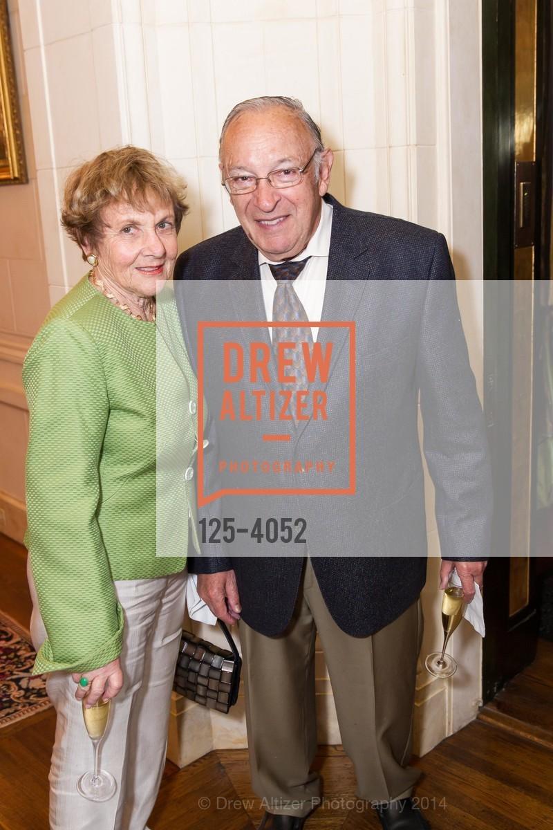 Joan Mann, Roger Mann, Photo #125-4052