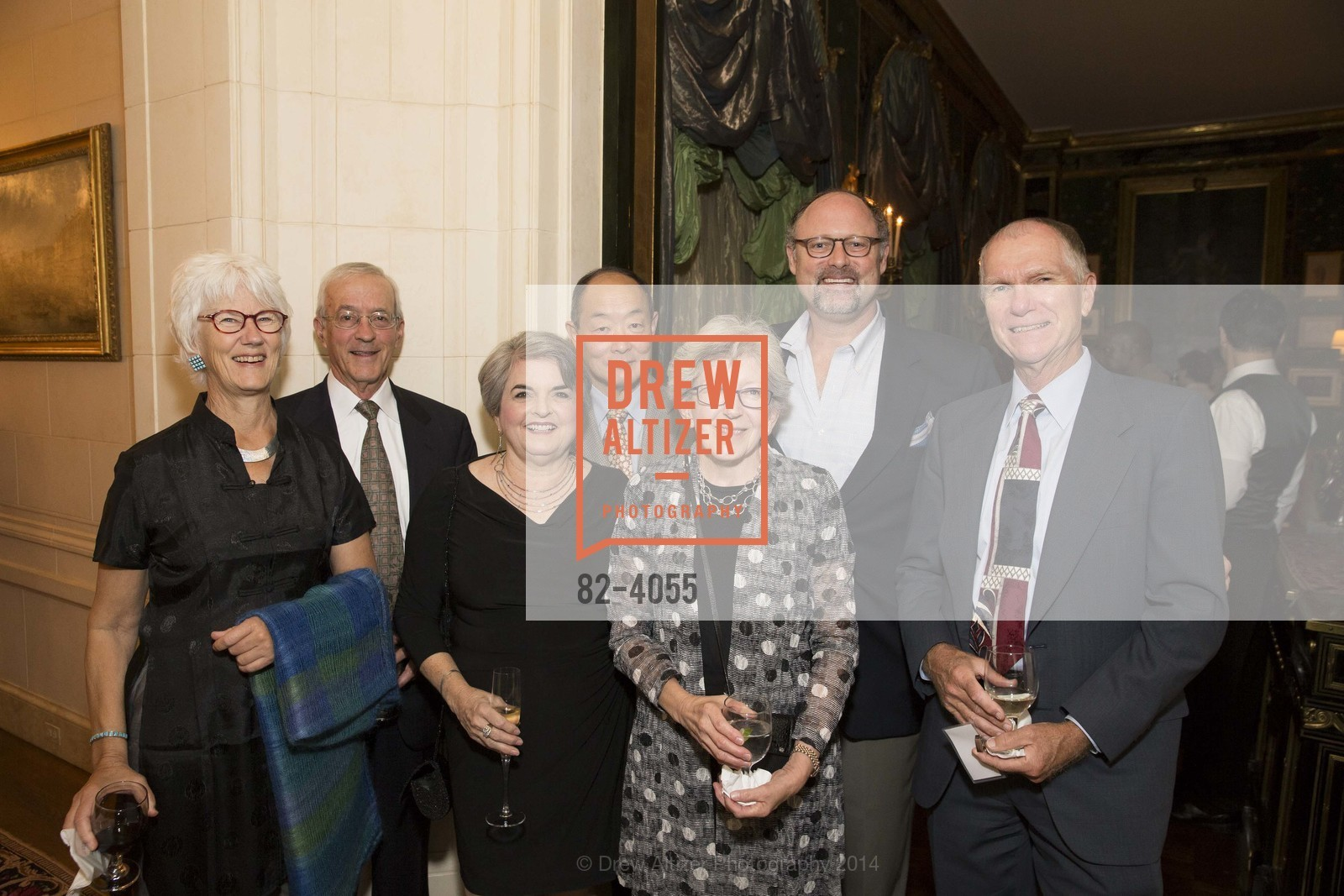 Carol Leimbach, Bill Leimbach, Wai Chang, Jonathan Moscone, Photo #82-4055