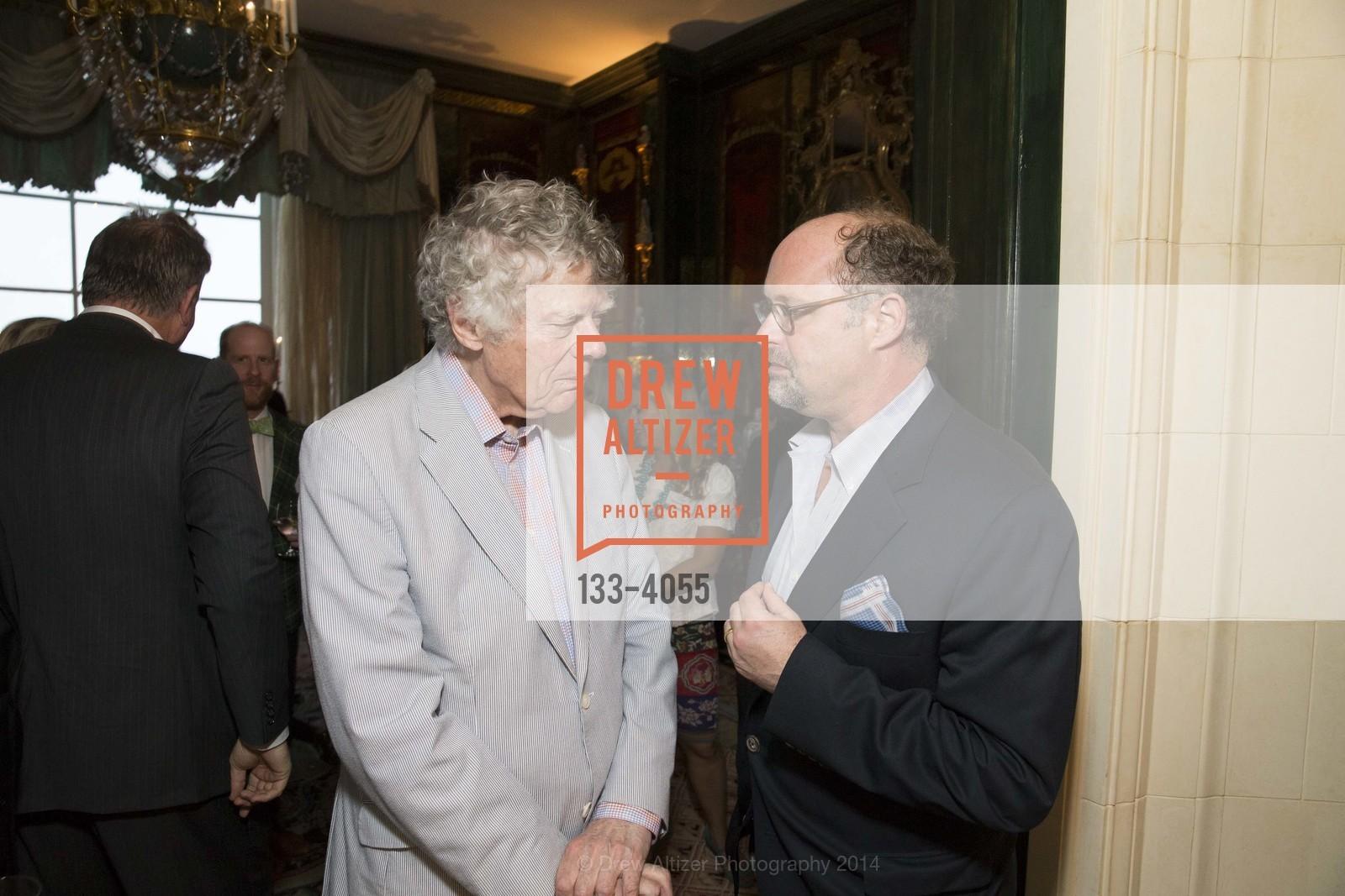 Gordon Getty, Jonathan Moscone, Photo #133-4055