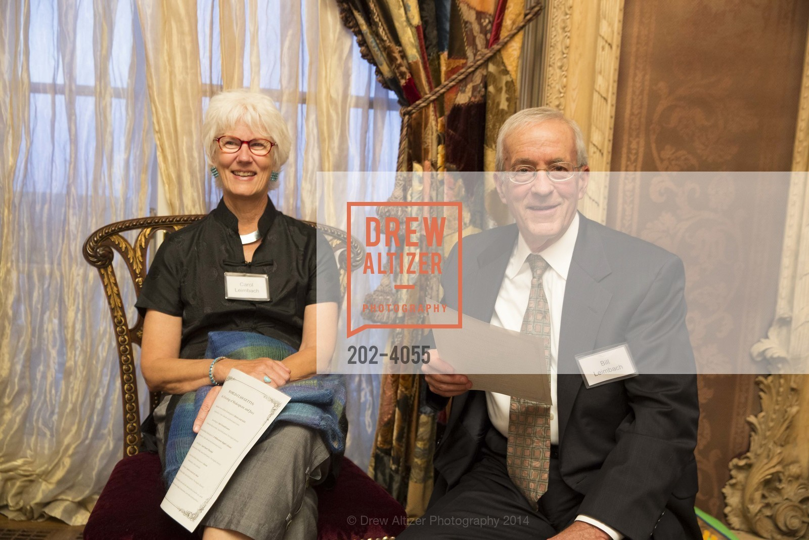 Carol Leimbach, Bill Leimbach, Photo #202-4055