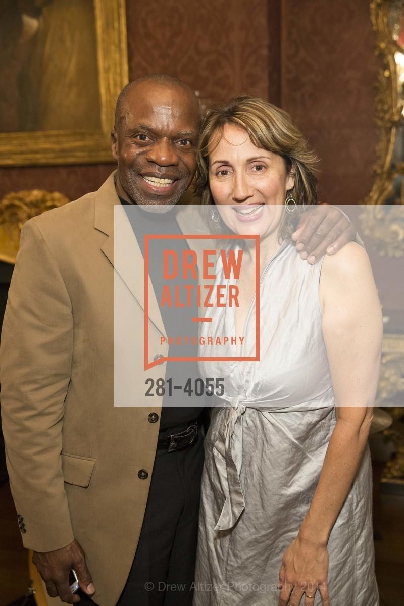 Peter Callender, Domenique Lazano, Photo #281-4055