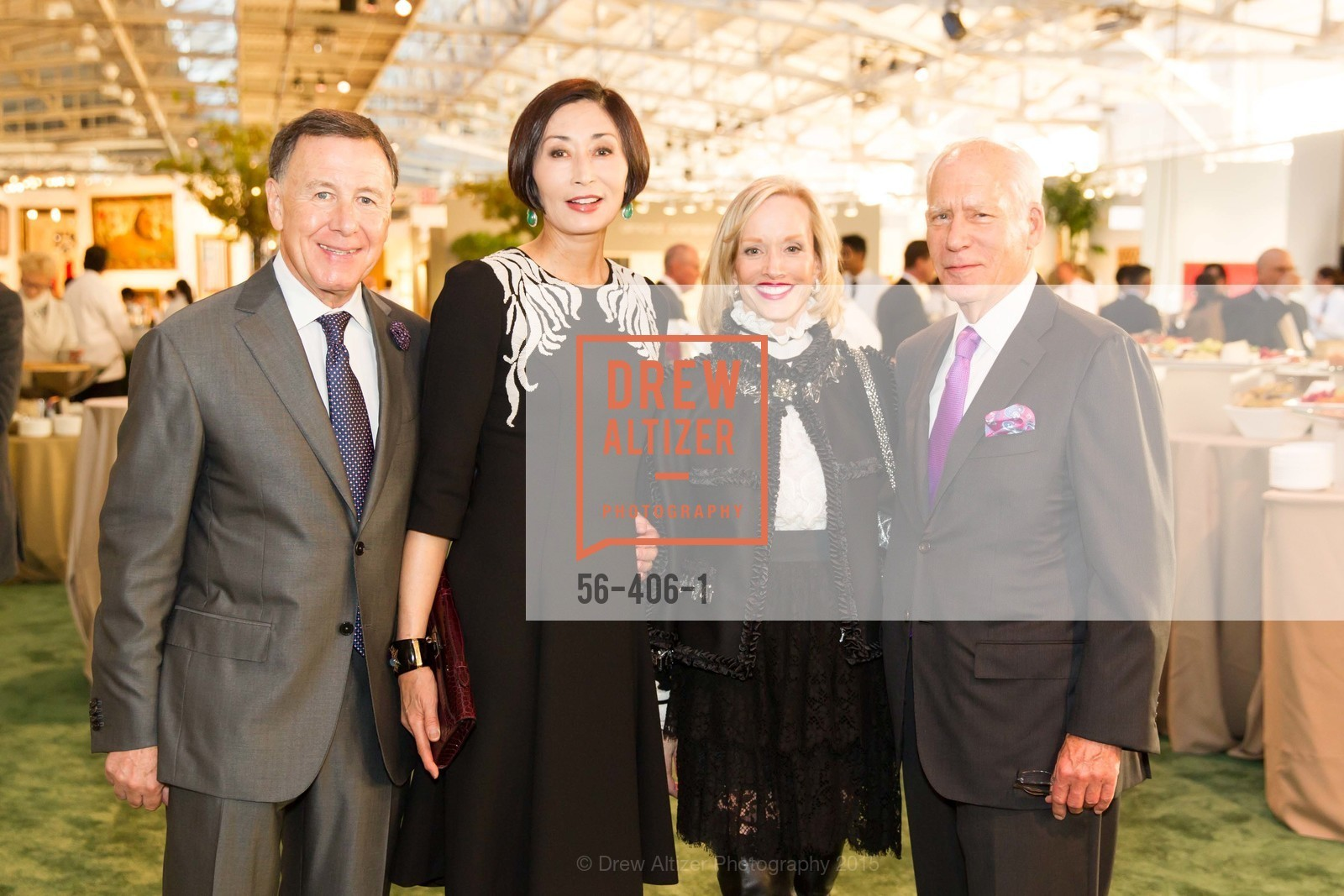 Carl Pascarella, Yurie Pascarella, OJ Shansby, Gary Shansby, The San Francisco Fall Antiques Show, Festival Pavilion, Fort Mason, October 21st, 2015,Drew Altizer, Drew Altizer Photography, full-service agency, private events, San Francisco photographer, photographer california